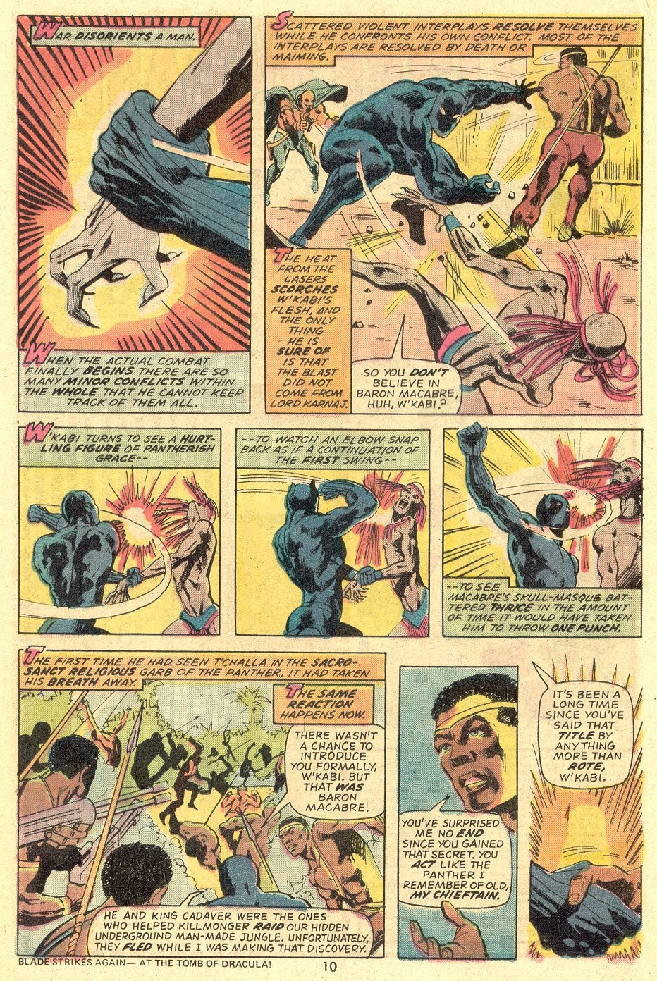 Jungle Action (1972) issue 11 - Page 11