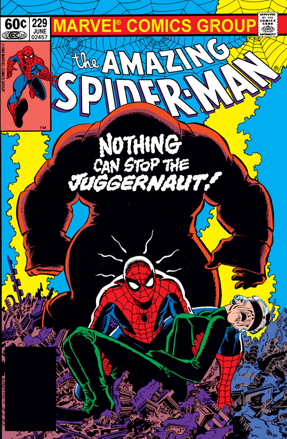 The Amazing Spider-Man (1963) 229 Page 1