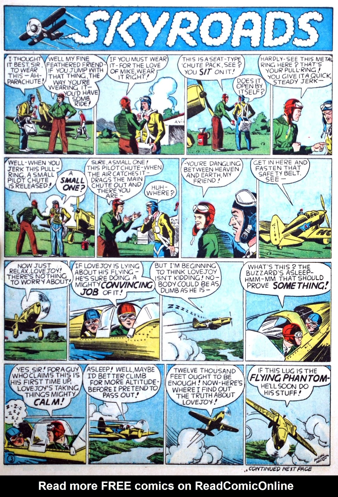 Read online Famous Funnies comic -  Issue #75 - 14