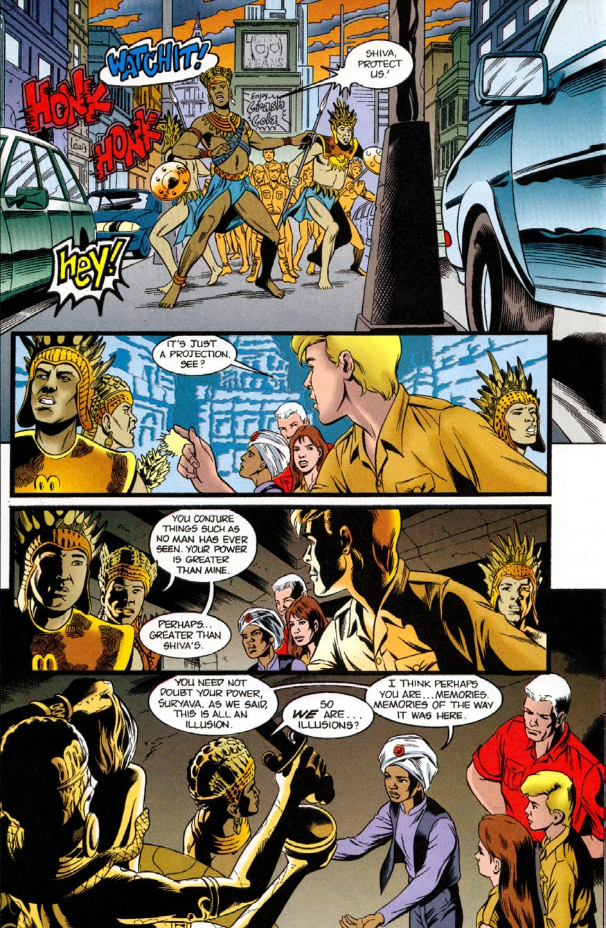 Read online The Real Adventures of Jonny Quest comic -  Issue #11 - 26