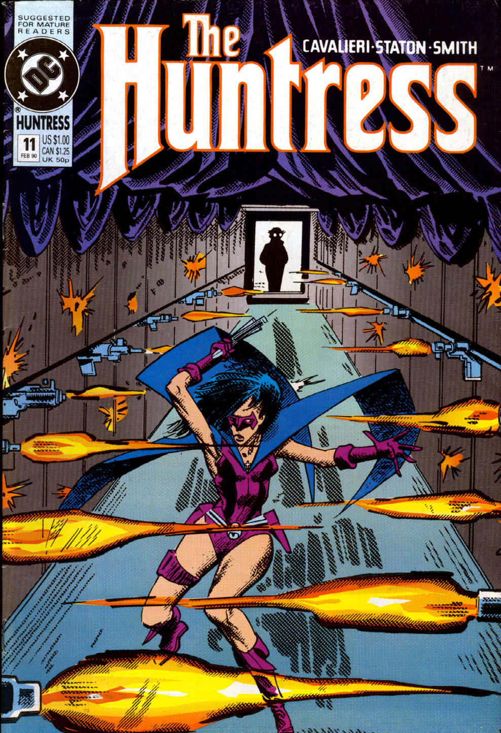 The Huntress (1989) 11 Page 1
