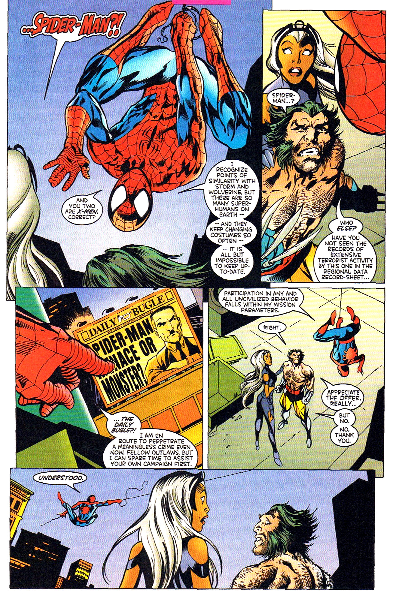 X-Men (1991) 89 Page 6
