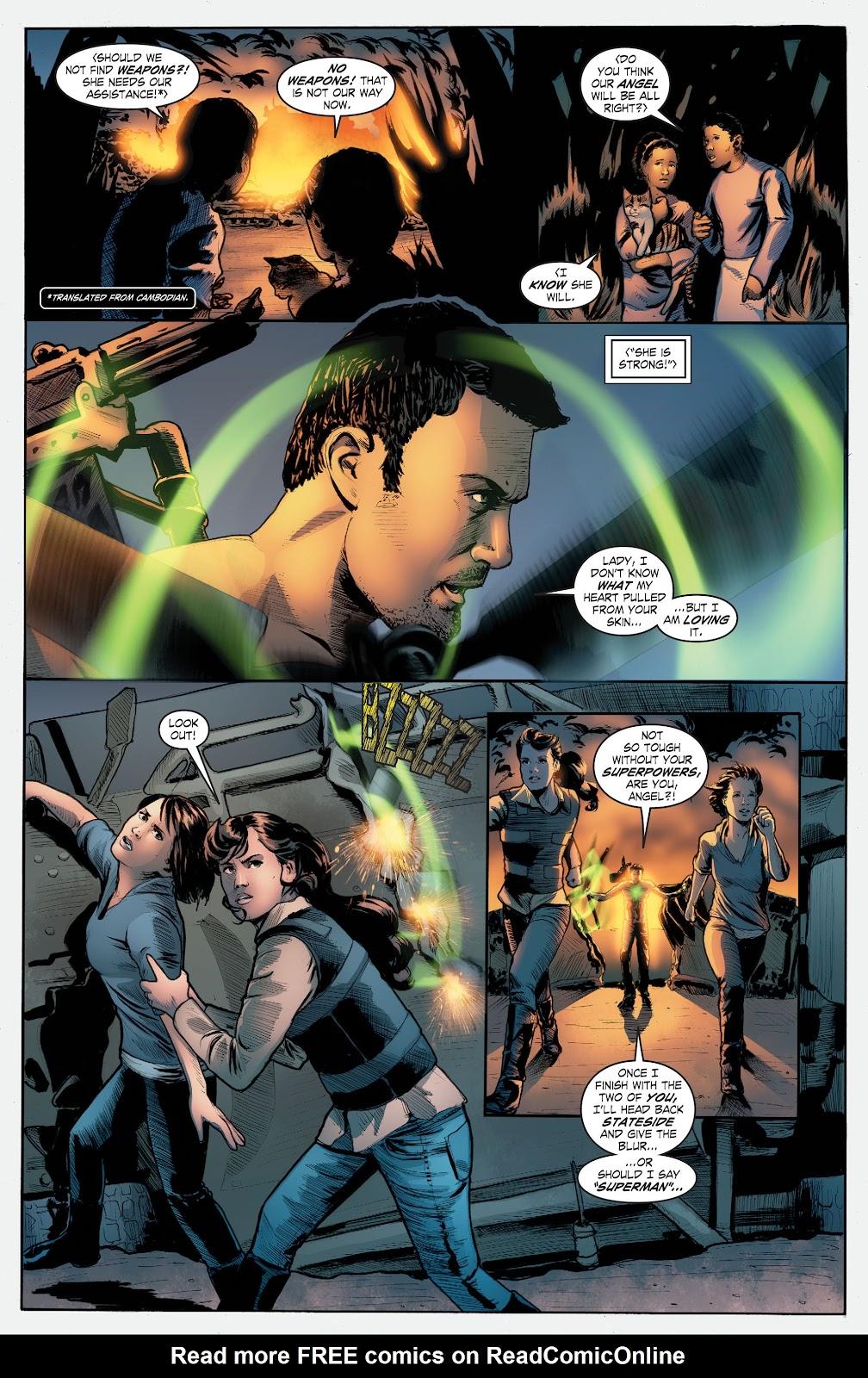 Read online Smallville Season 11 [II] comic -  Issue # TPB 4 - 135