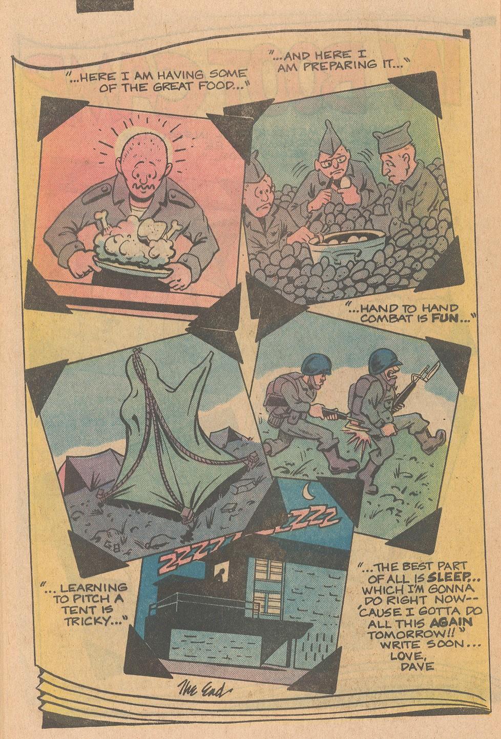 Read online Sgt. Rock comic -  Issue #357 - 24