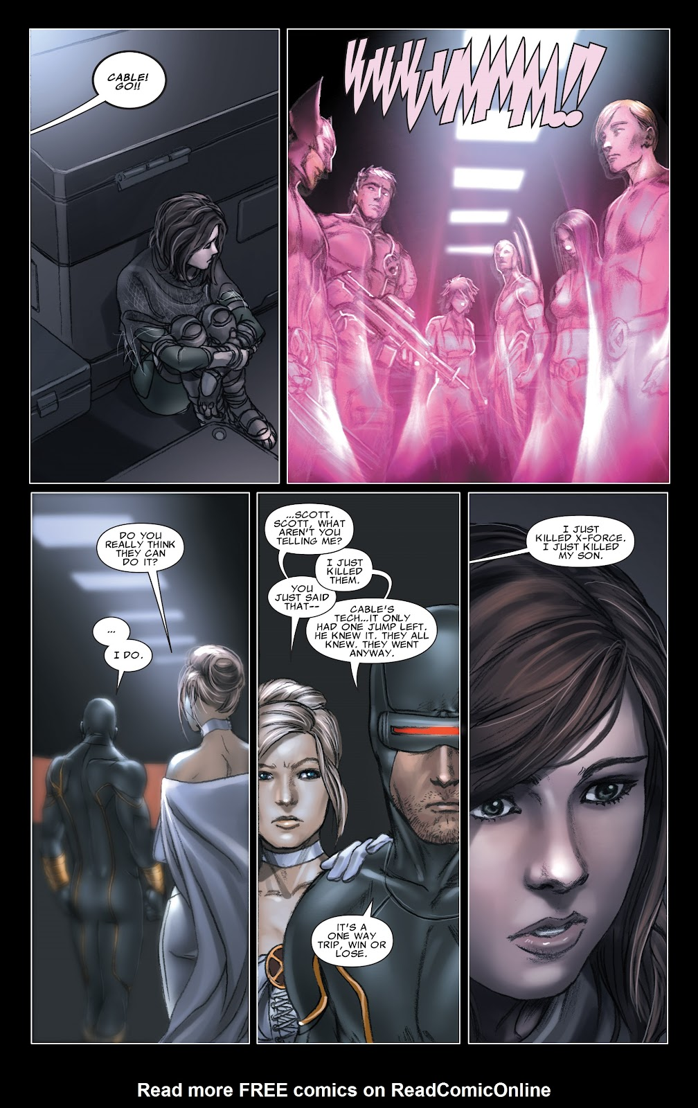 Read online X-Men: Second Coming comic -  Issue # _TPB (Part 3) - 28