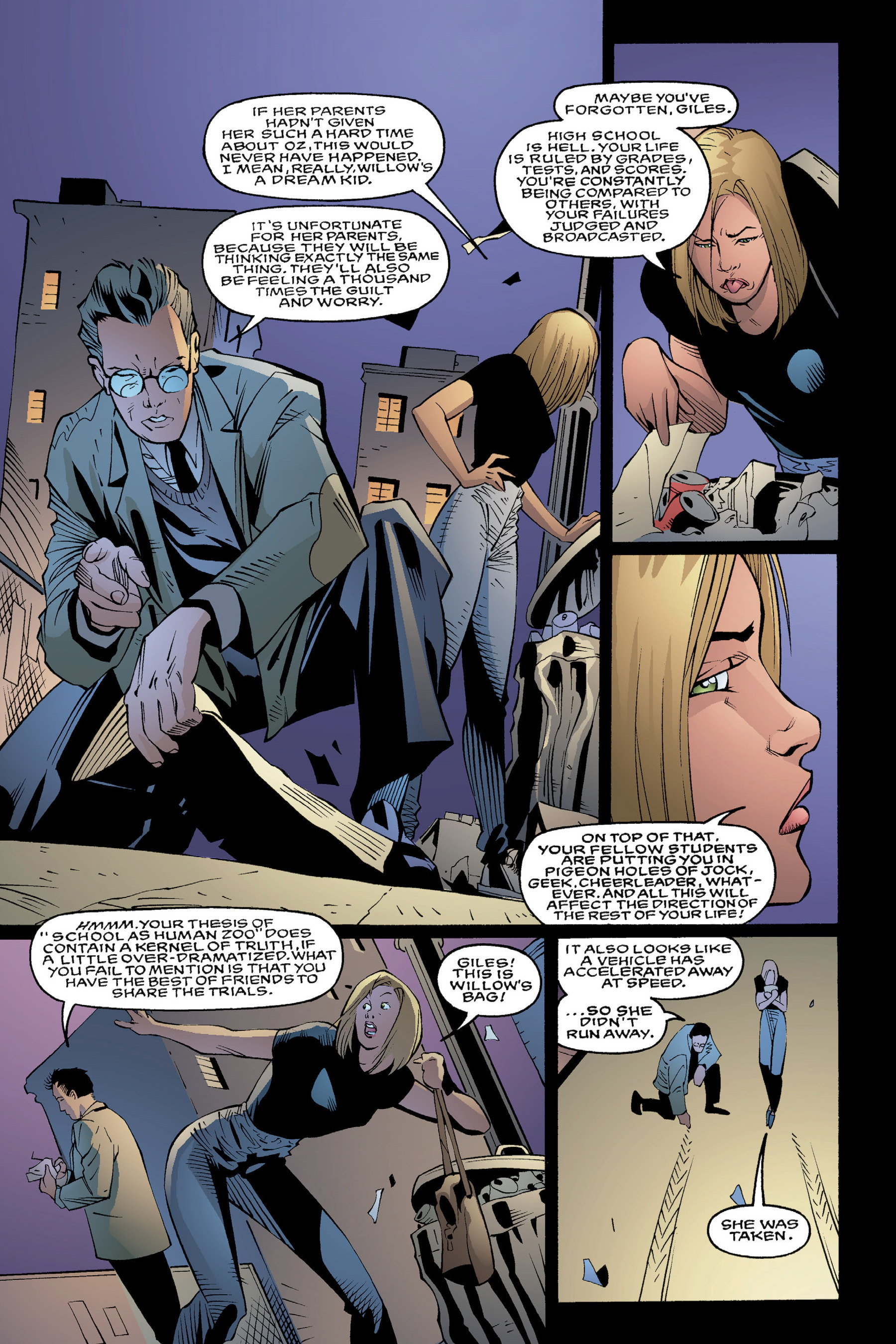 Read online Buffy the Vampire Slayer: Omnibus comic -  Issue # TPB 3 - 40