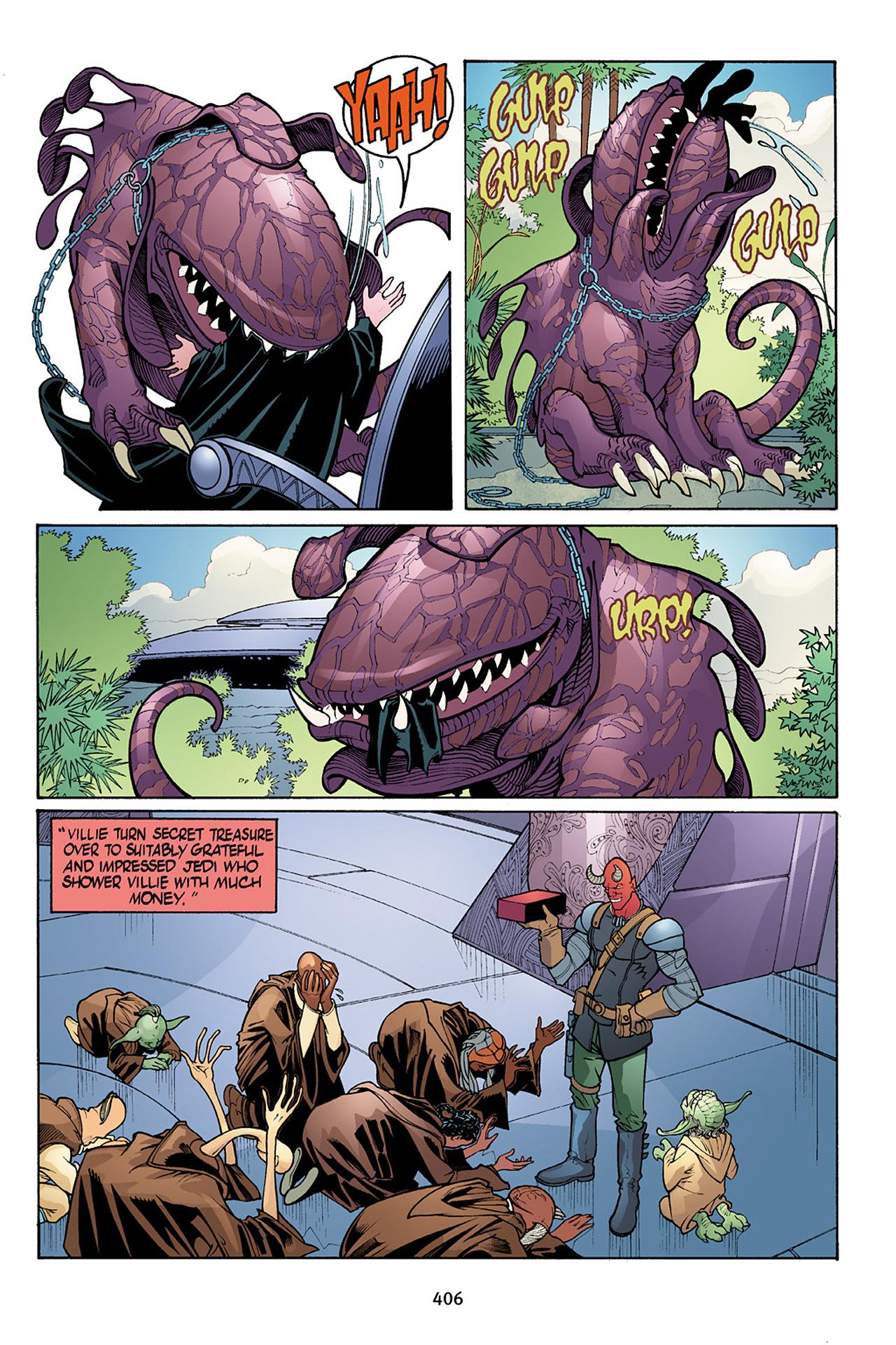 Read online Star Wars Omnibus comic -  Issue # Vol. 15.5 - 124