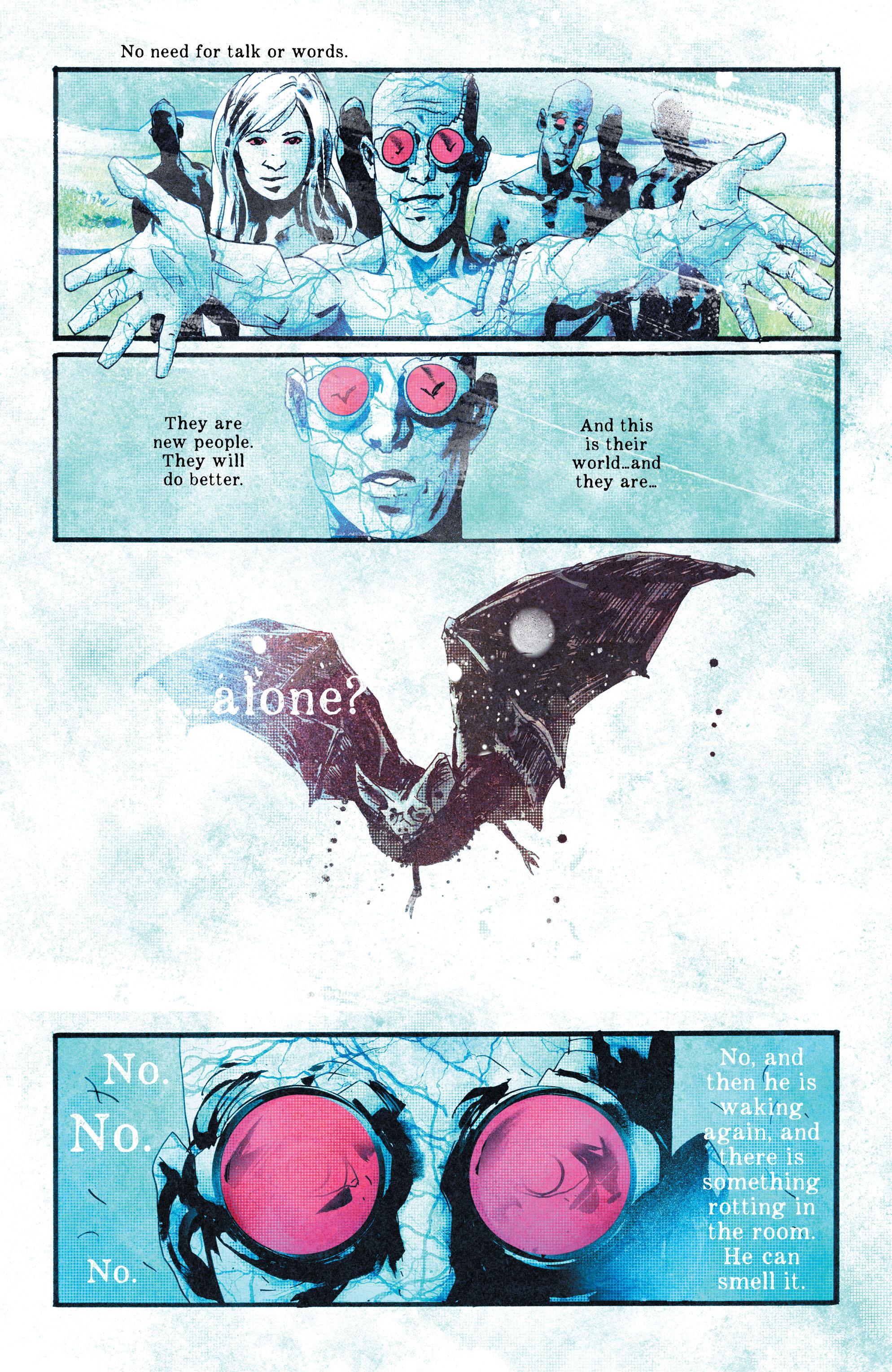 Read online All-Star Batman comic -  Issue #6 - 21