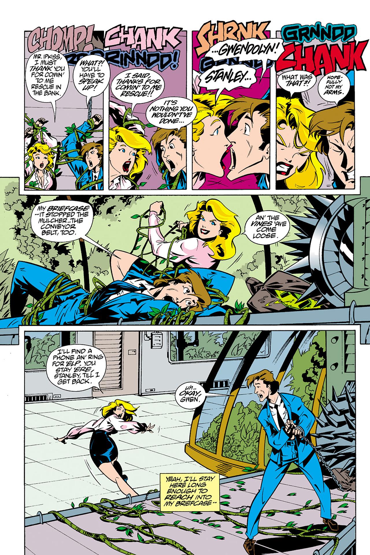 Read online Adventures Of The Mask Omnibus comic -  Issue #Adventures Of The Mask Omnibus Full - 274