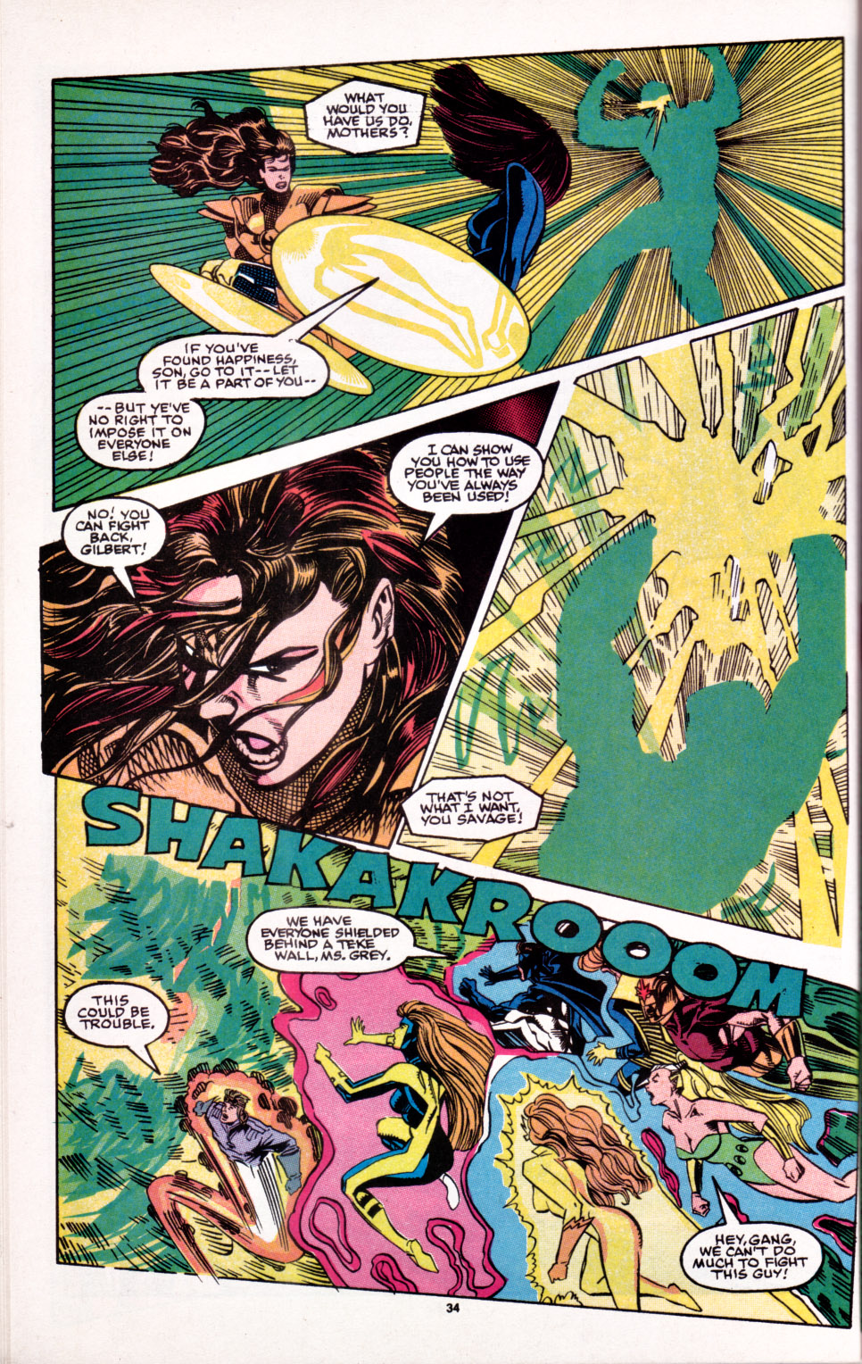 Read online X-Factor (1986) comic -  Issue # _ Annual 6 - 30