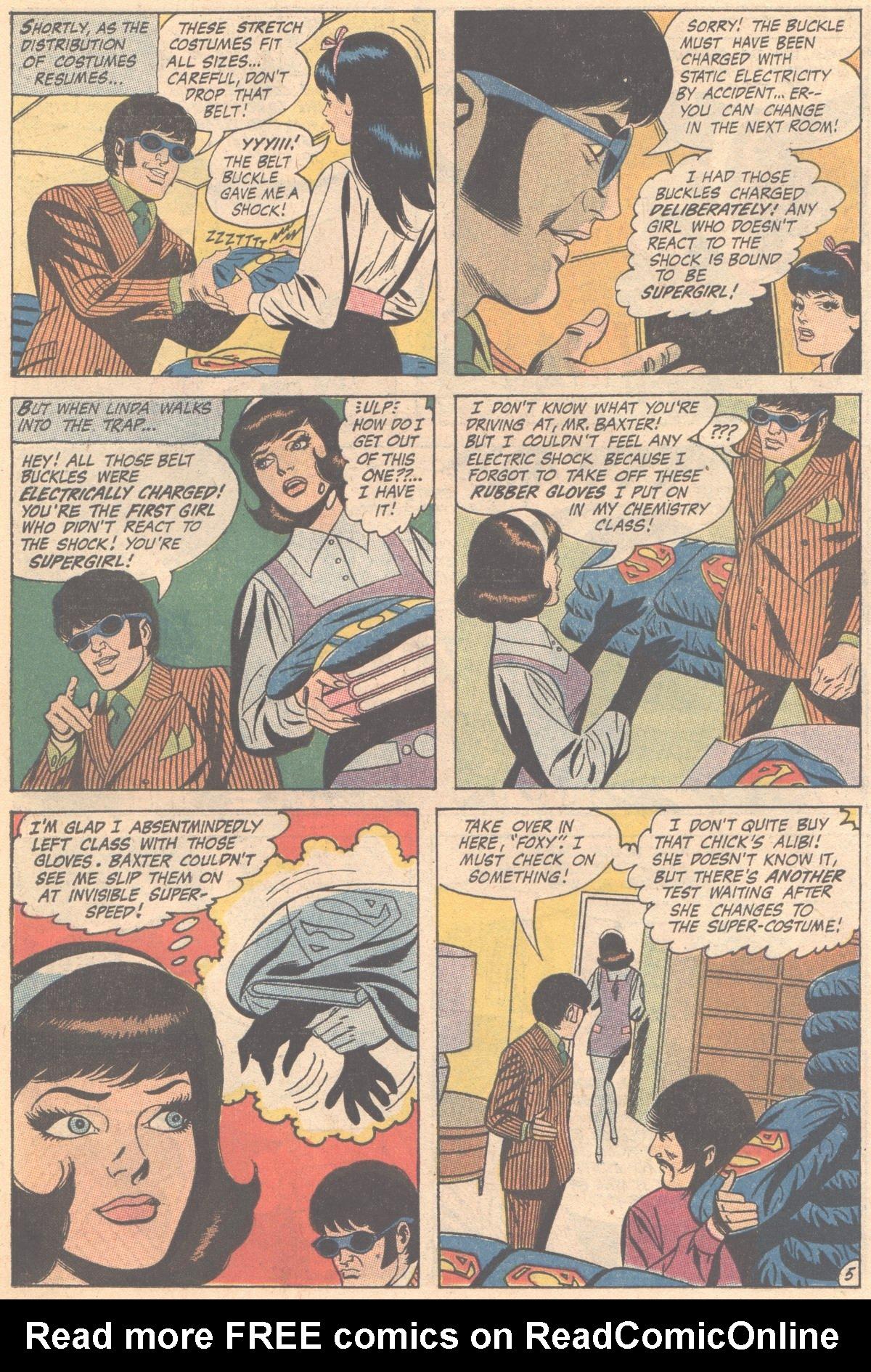 Read online Adventure Comics (1938) comic -  Issue #392 - 22