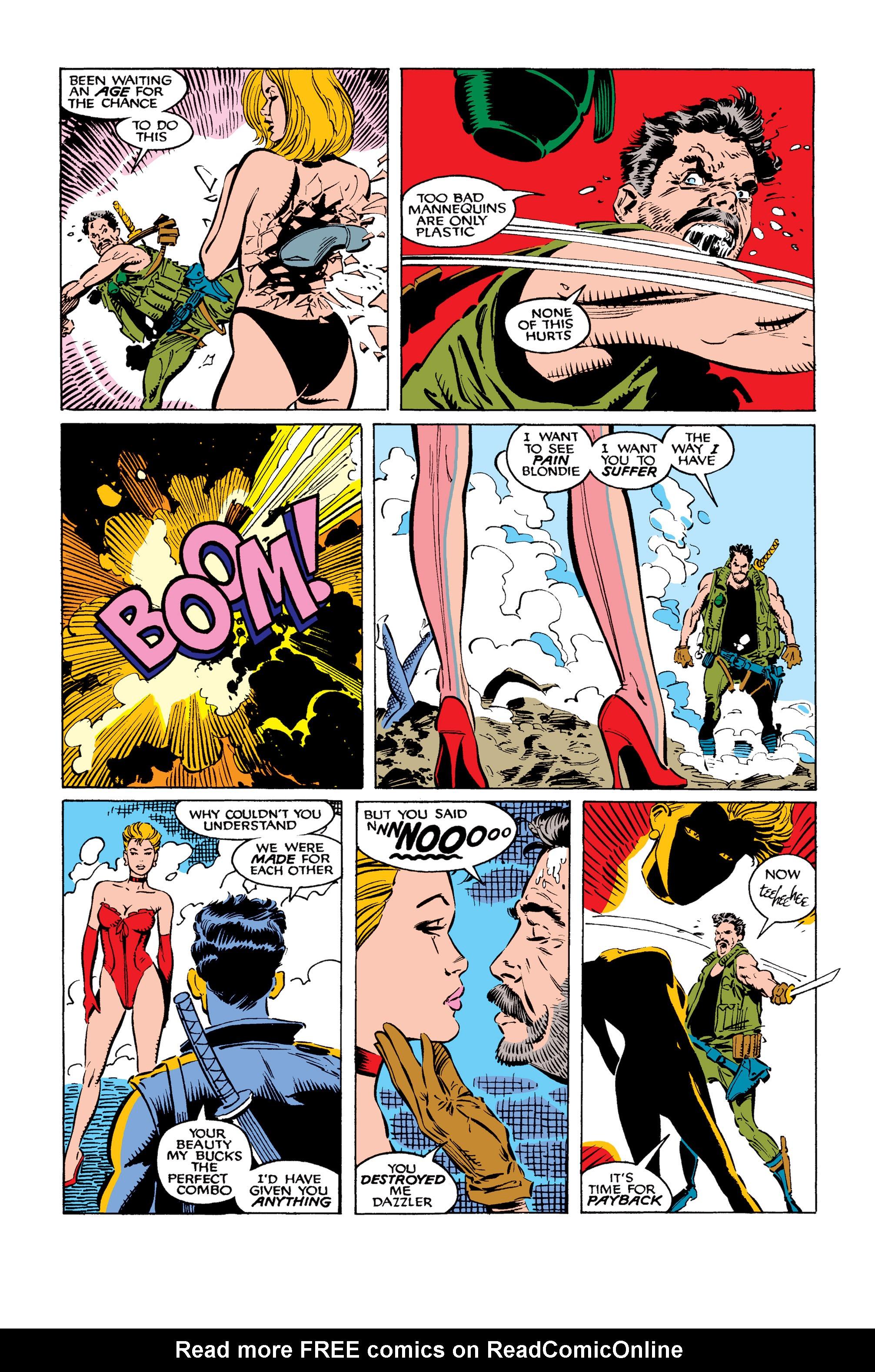 Read online Uncanny X-Men (1963) comic -  Issue #260 - 4