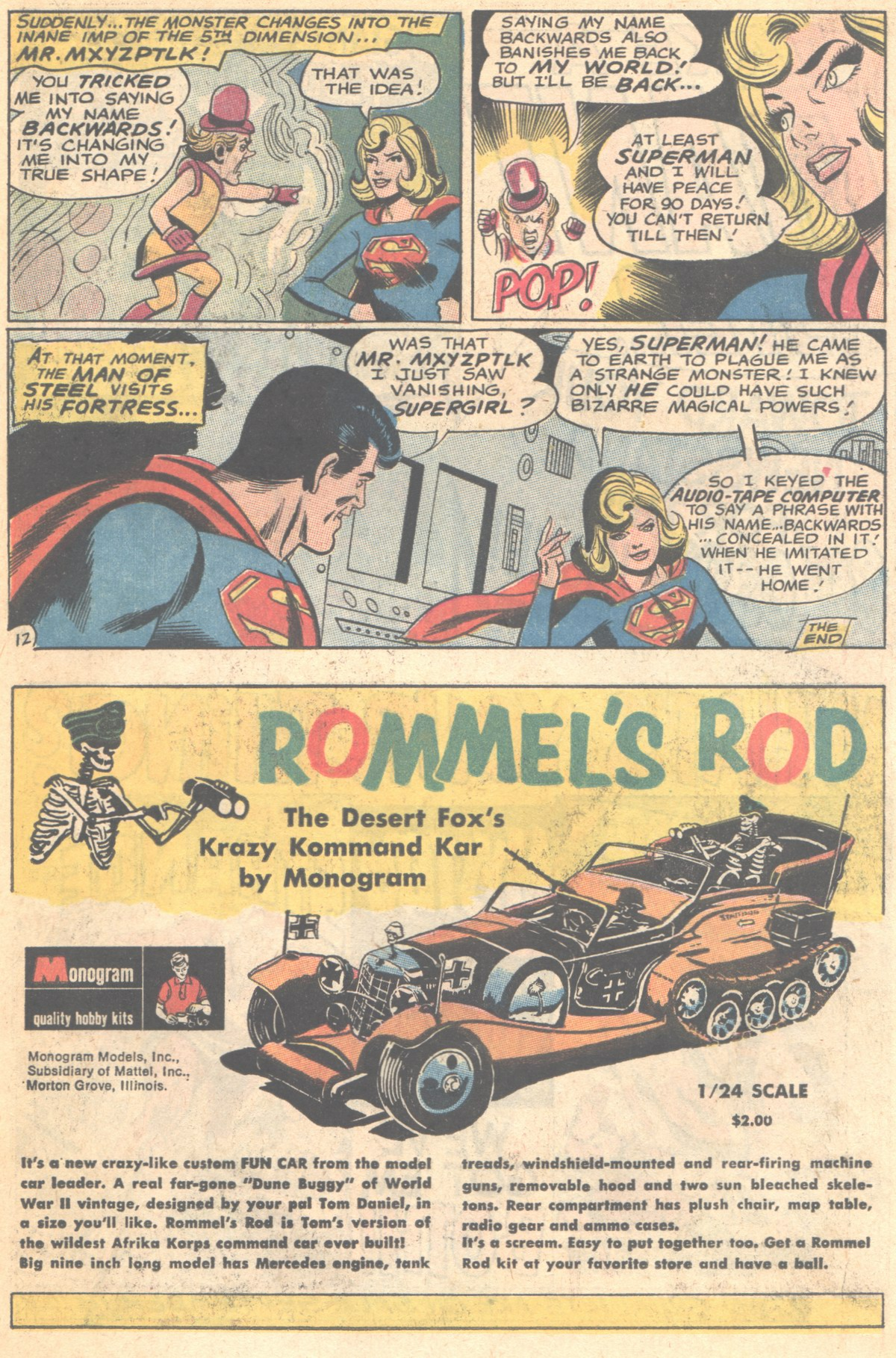 Read online Adventure Comics (1938) comic -  Issue #386 - 15
