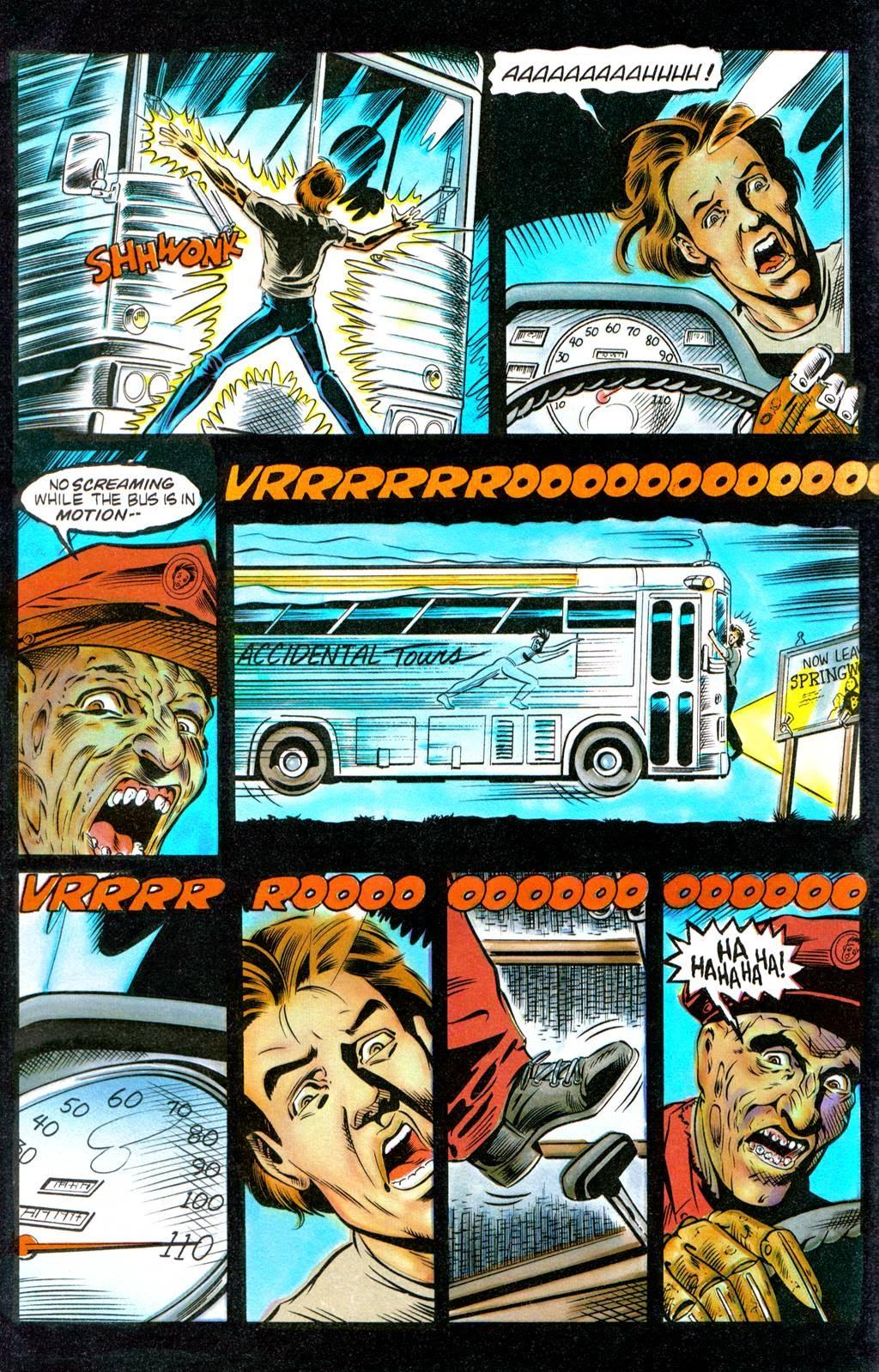 Read online Freddy's Dead: The Final Nightmare comic -  Issue #1 - 8