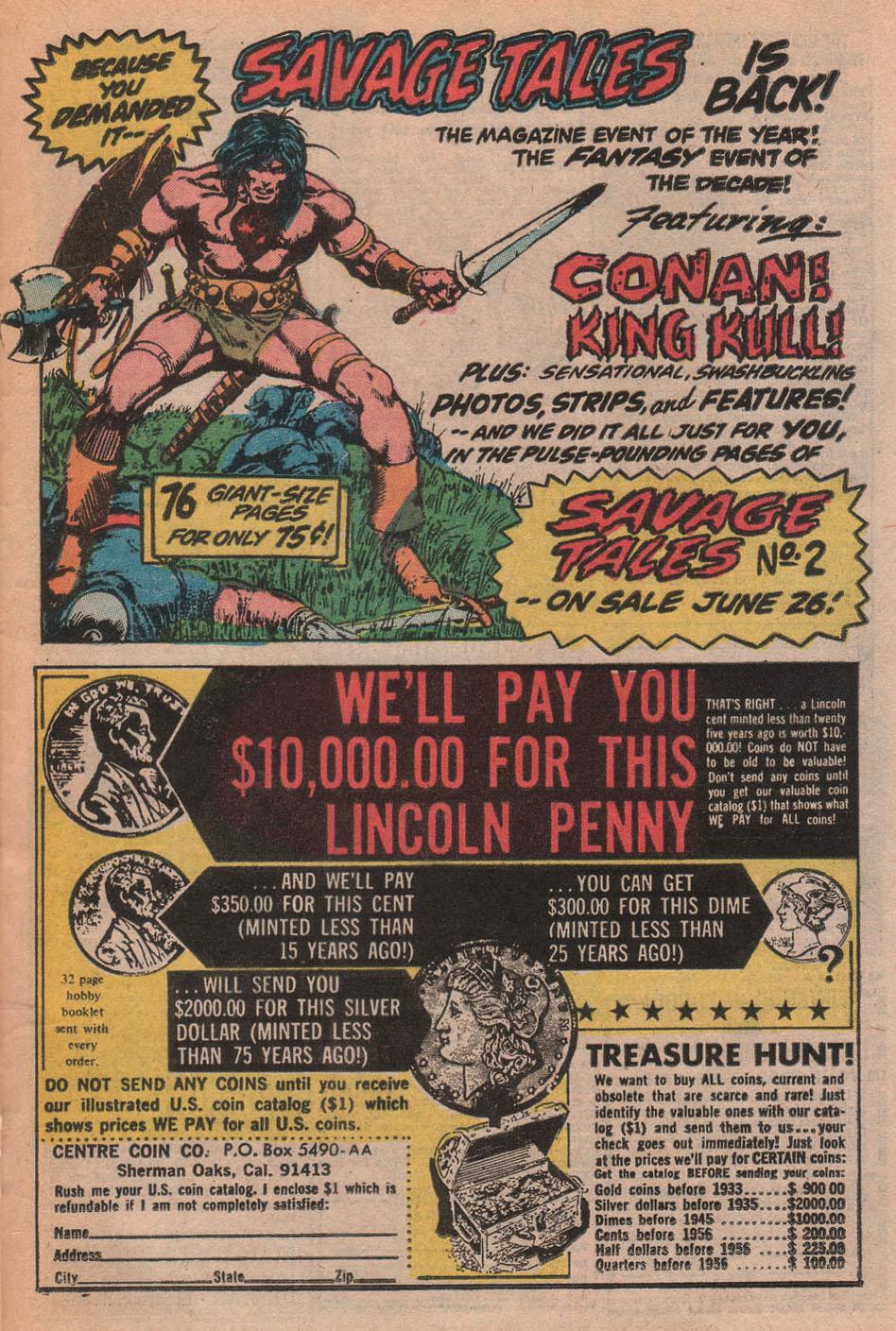 Read online Two-Gun Kid comic -  Issue #112 - 21