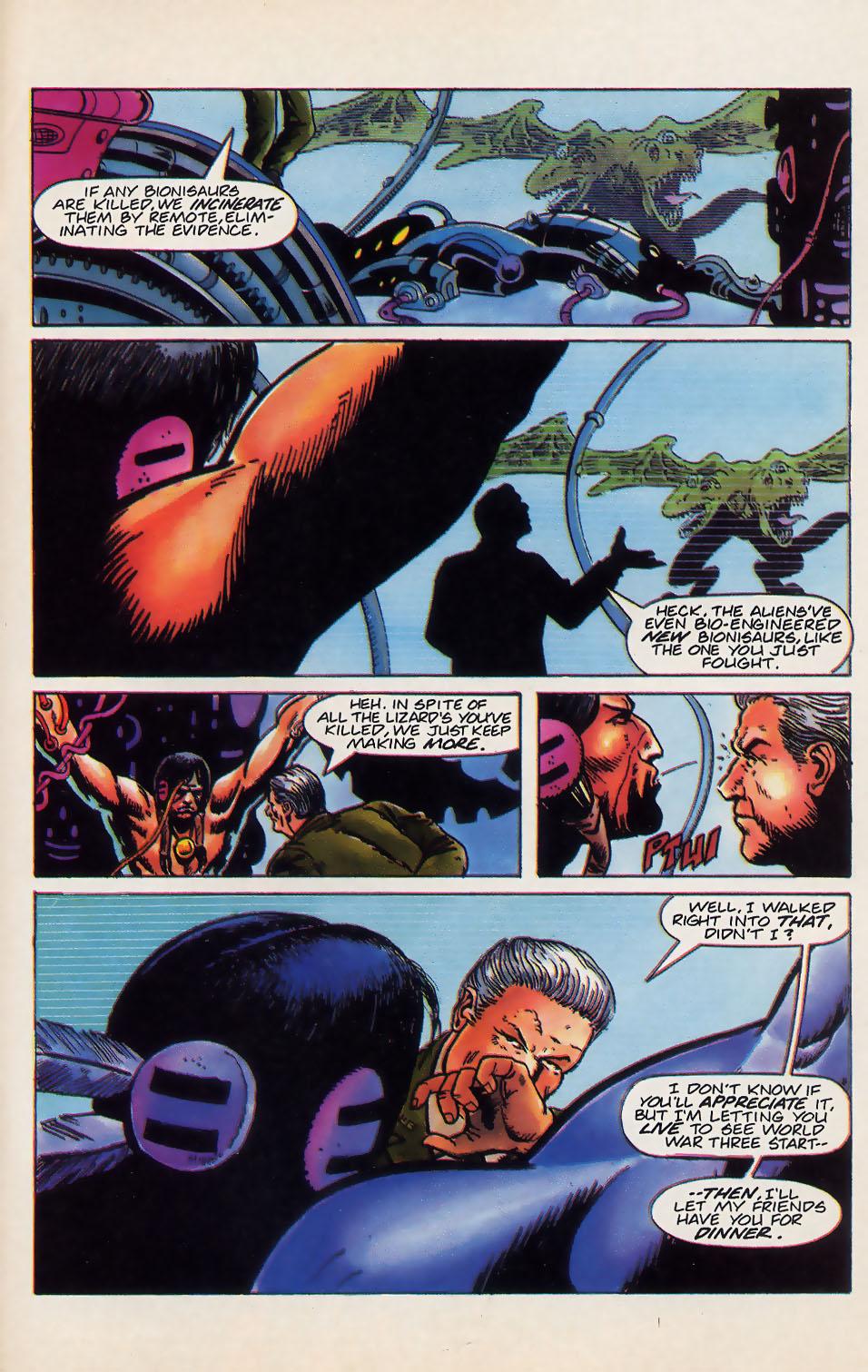 Read online Turok, Dinosaur Hunter (1993) comic -  Issue #18 - 21