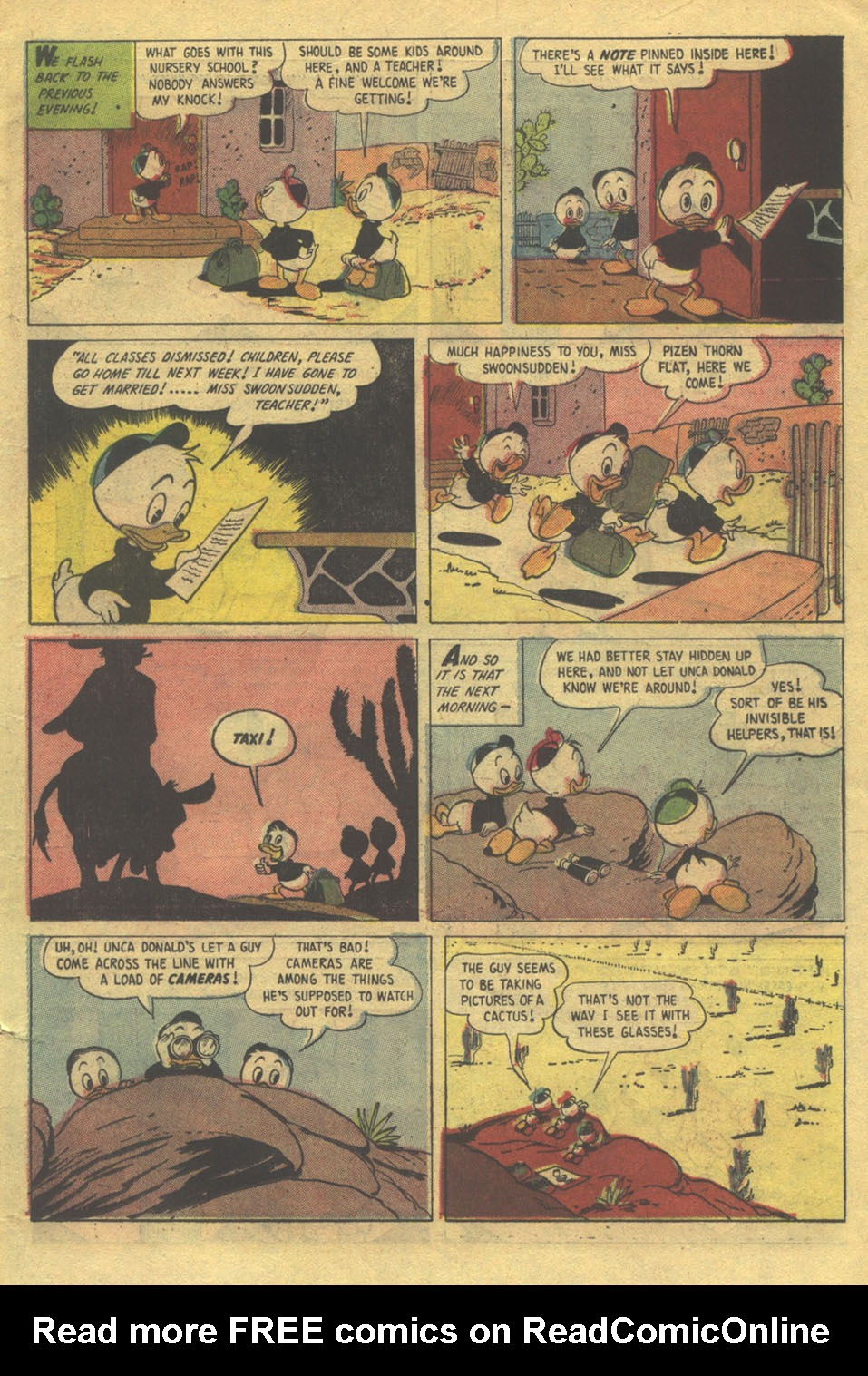Walt Disney's Comics and Stories issue 354 - Page 8