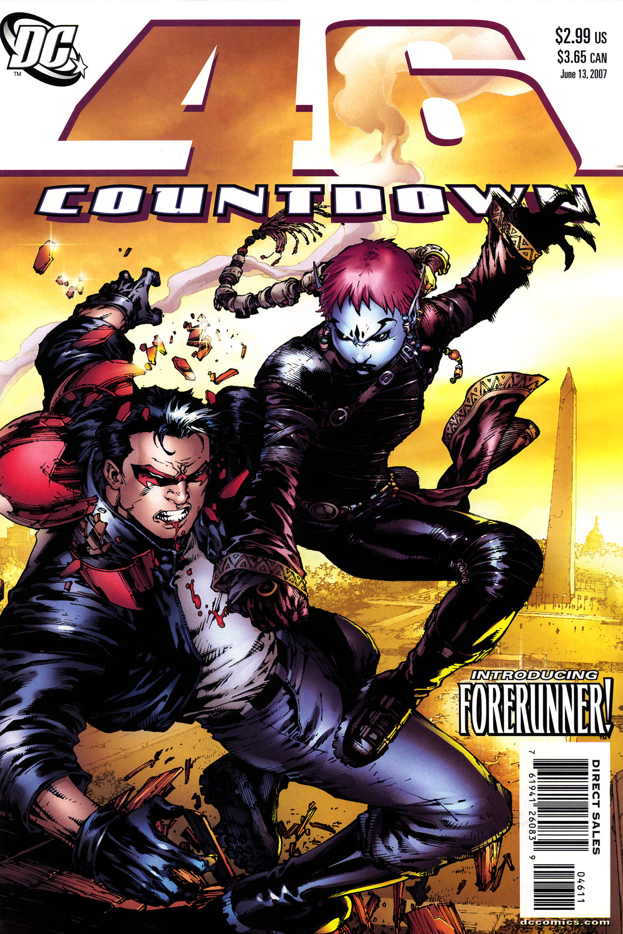 Countdown (2007) 46 Page 1