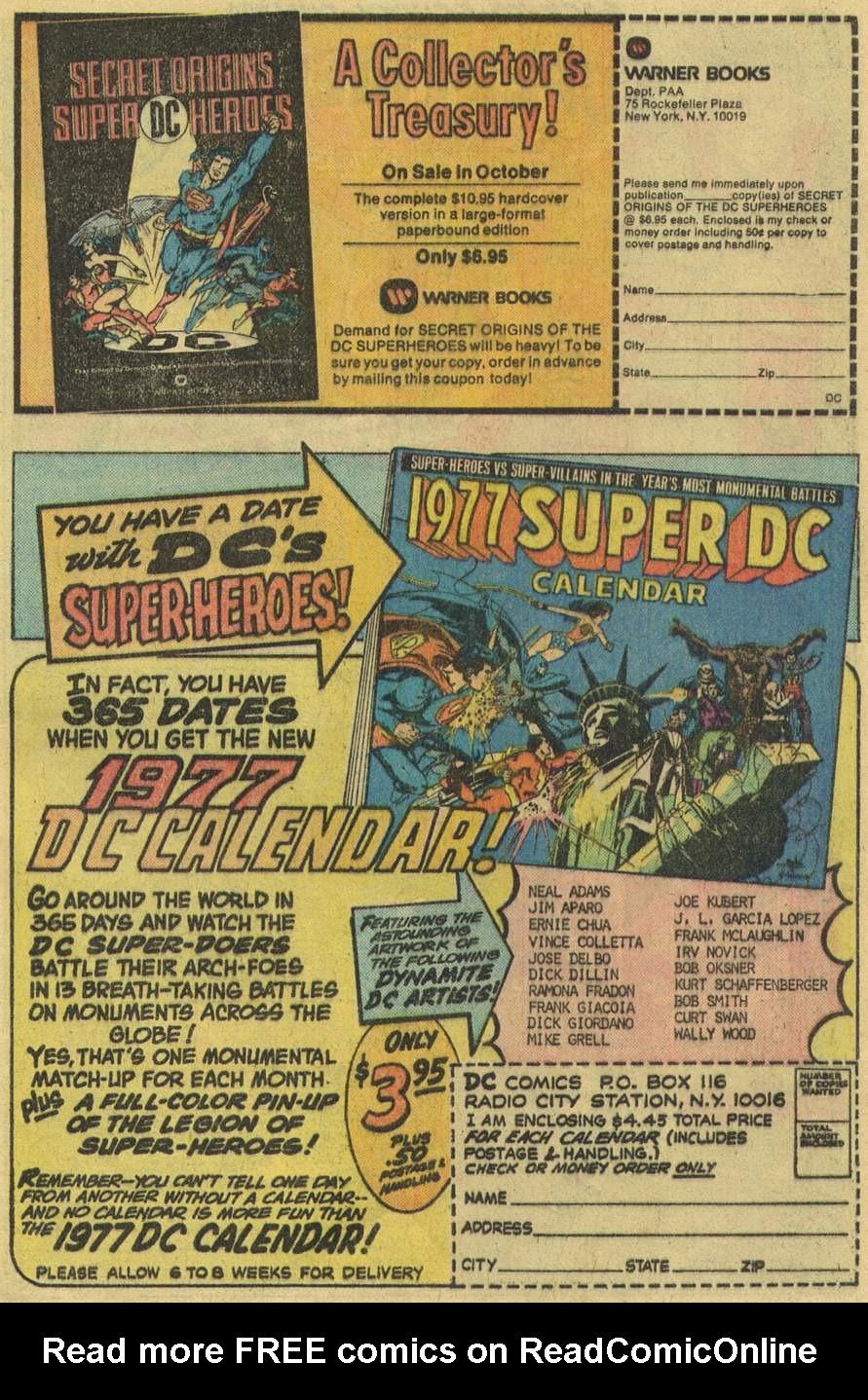 Read online Adventure Comics (1938) comic -  Issue #448 - 28