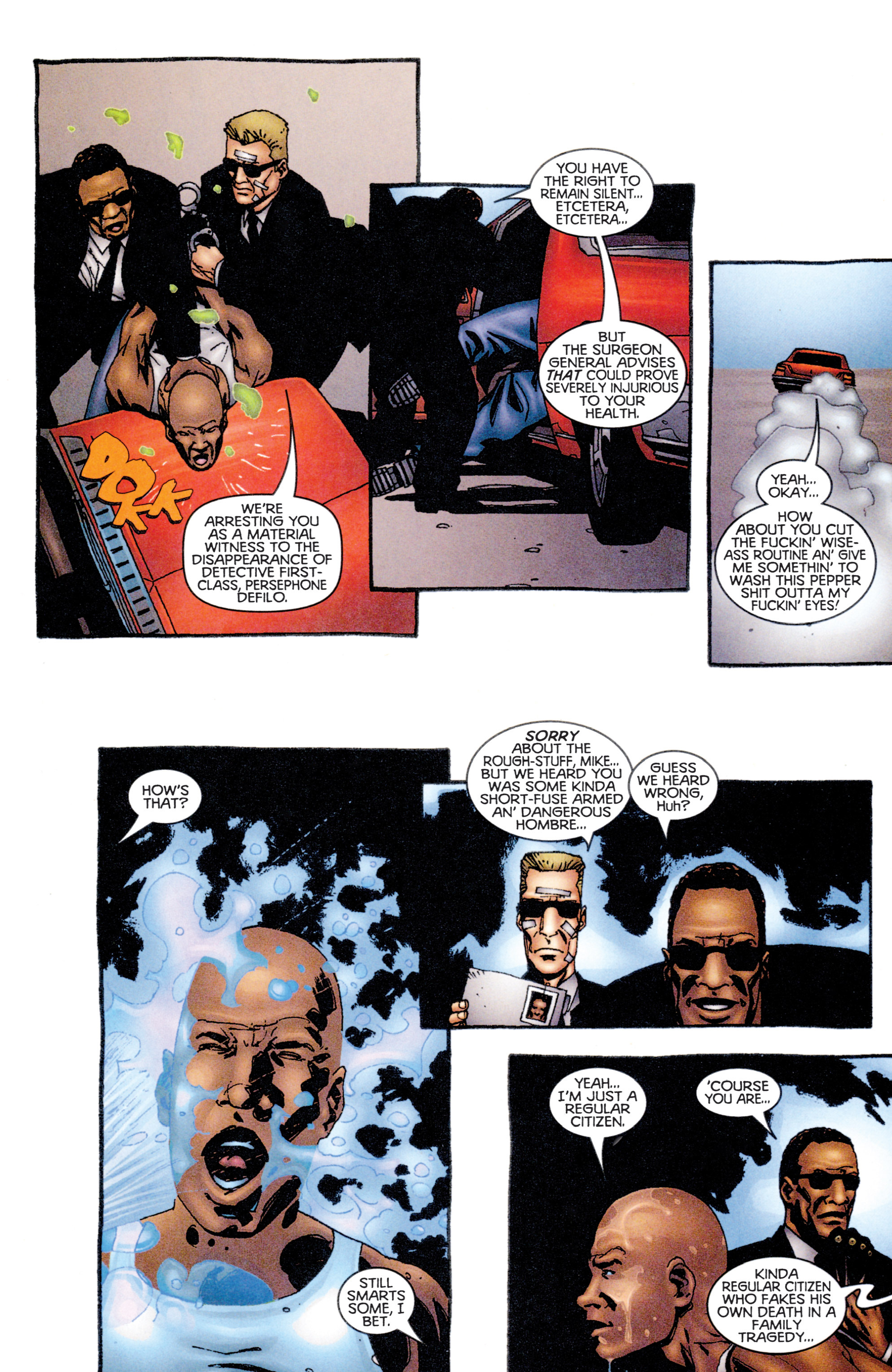 Read online Shadowman (1997) comic -  Issue #12 - 11