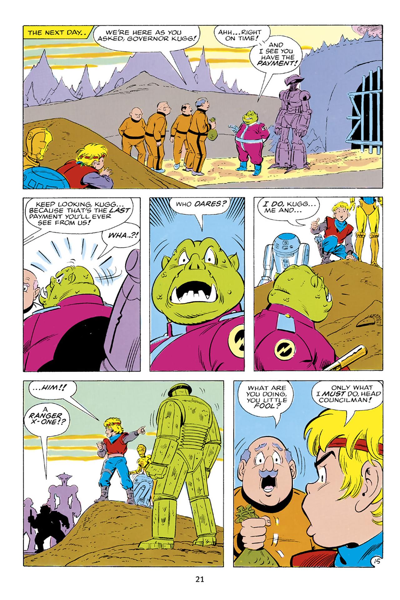 Read online Star Wars Omnibus comic -  Issue # Vol. 23 - 22
