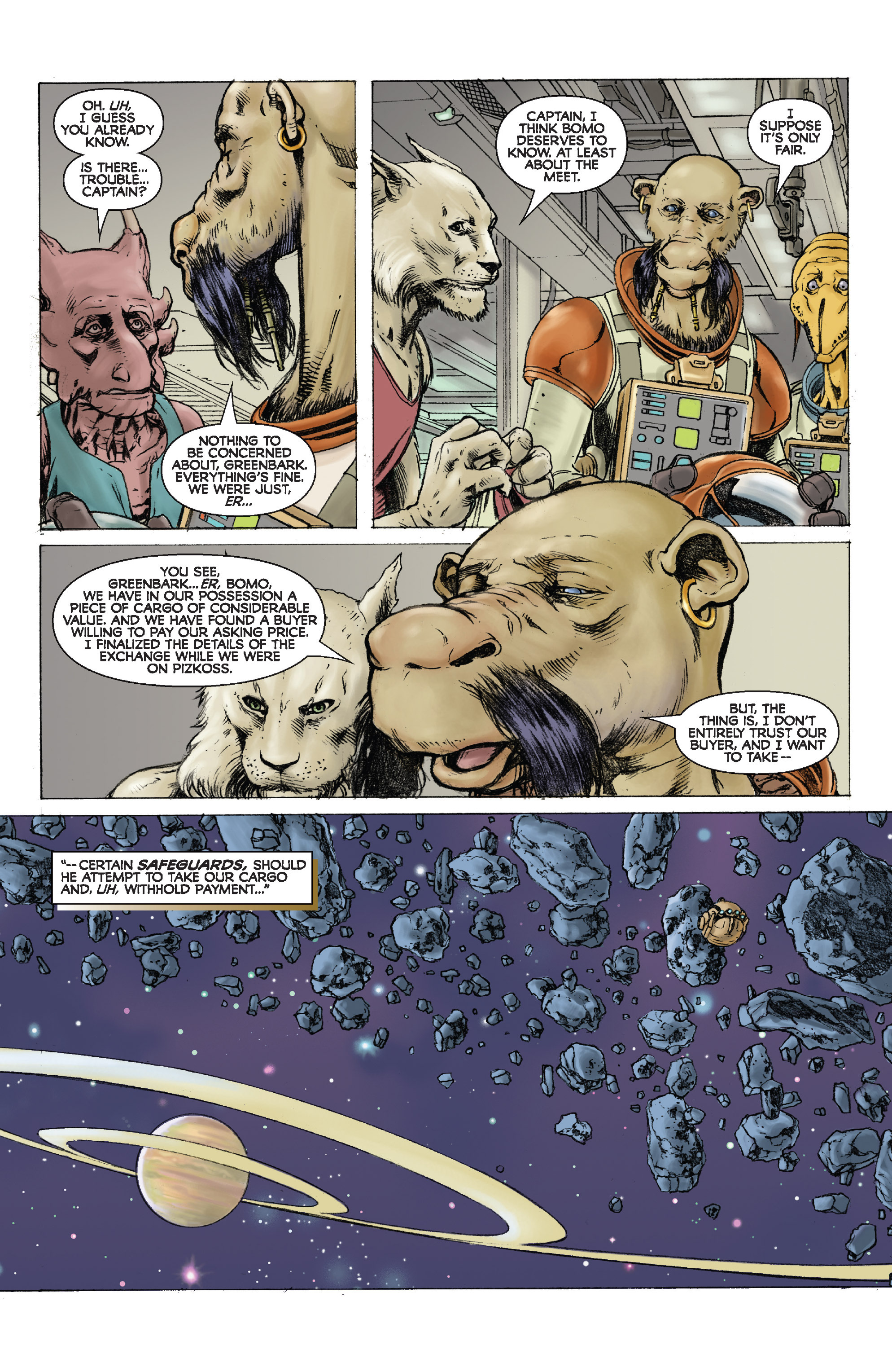 Read online Star Wars Omnibus comic -  Issue # Vol. 31 - 193