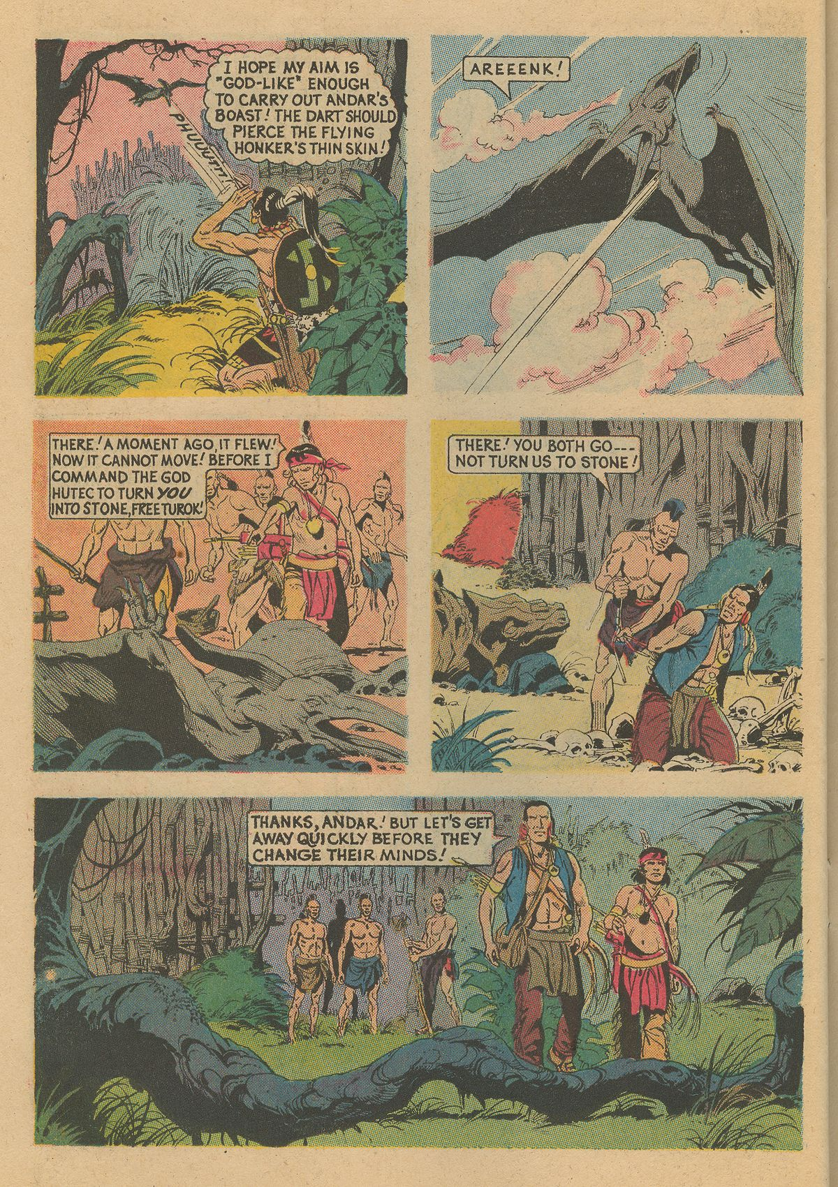 Read online Turok, Son of Stone comic -  Issue #86 - 26