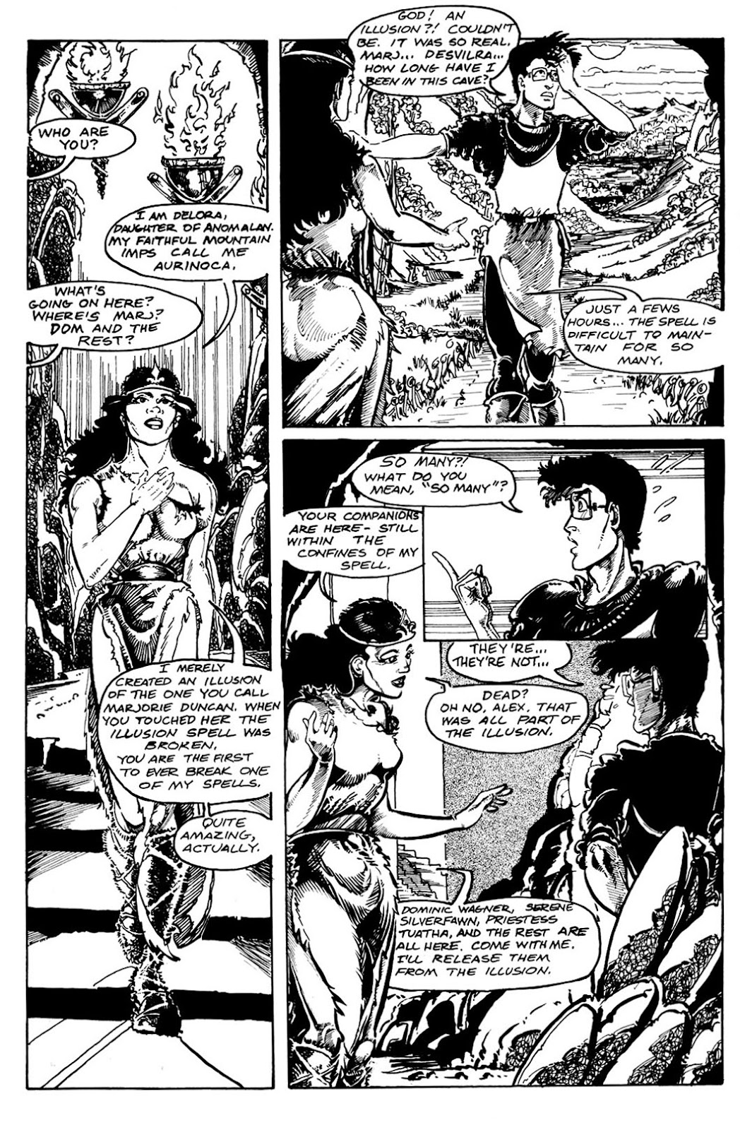 The Realm (1986) issue 17 - Page 8