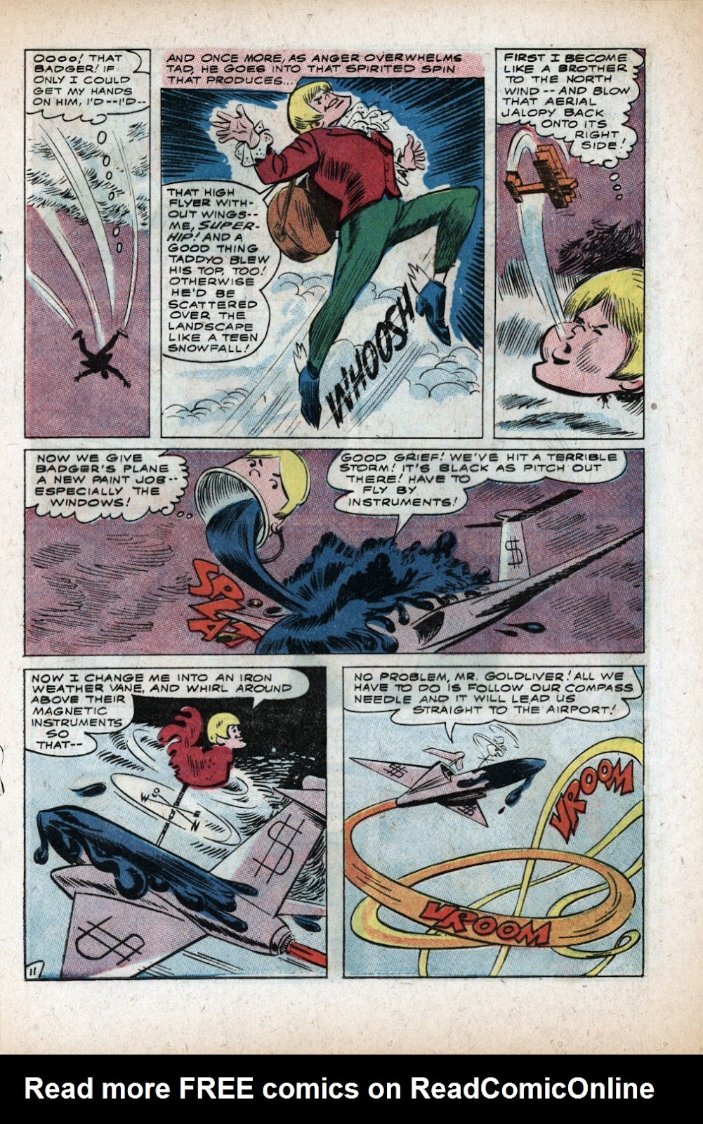 The Adventures of Bob Hope issue 105 - Page 17