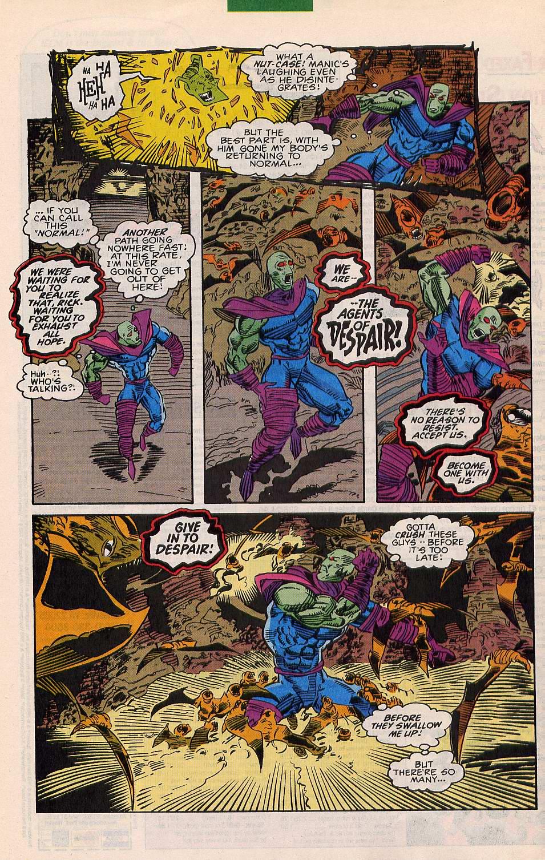 Read online Sleepwalker comic -  Issue #22 - 21