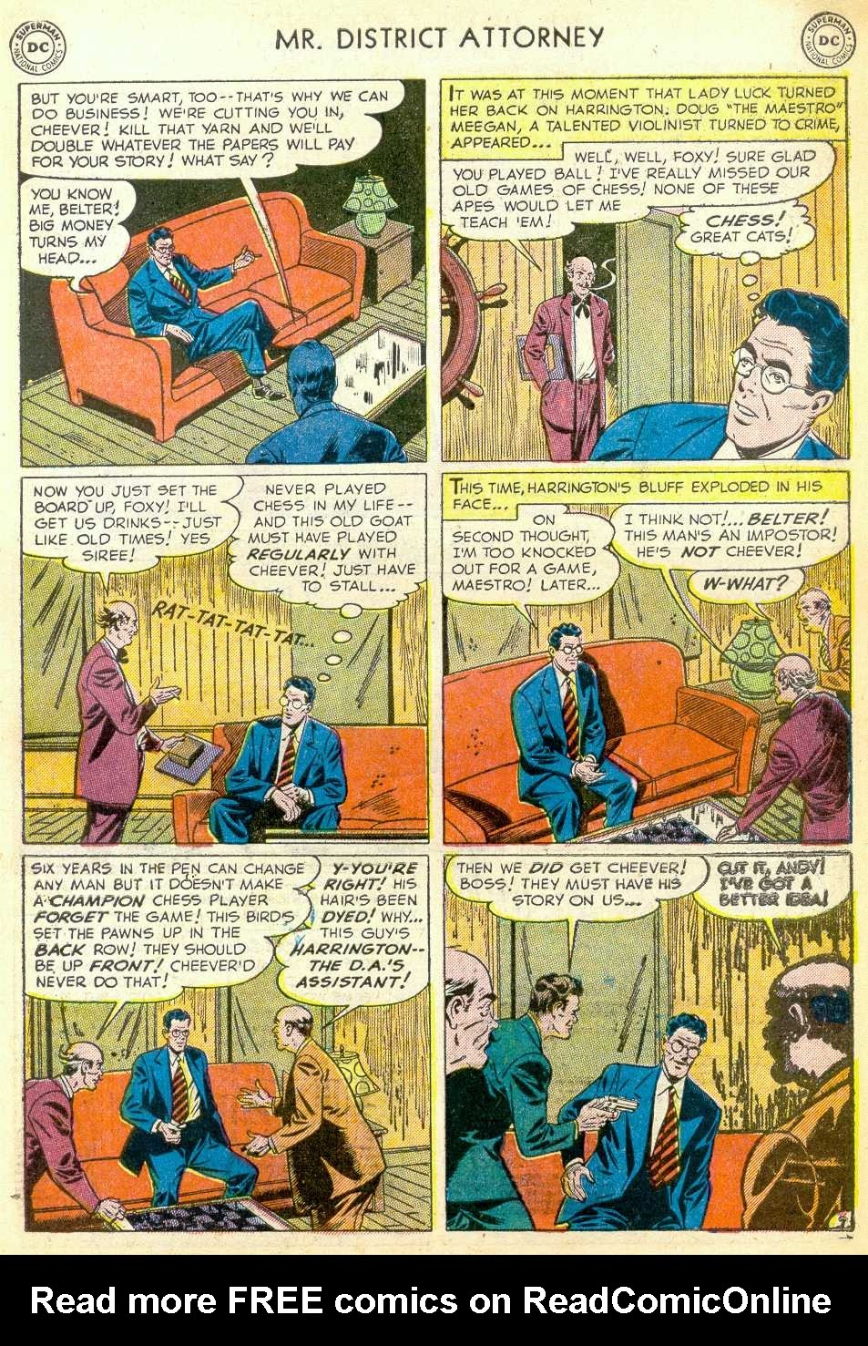 Mr. District Attorney issue 23 - Page 9