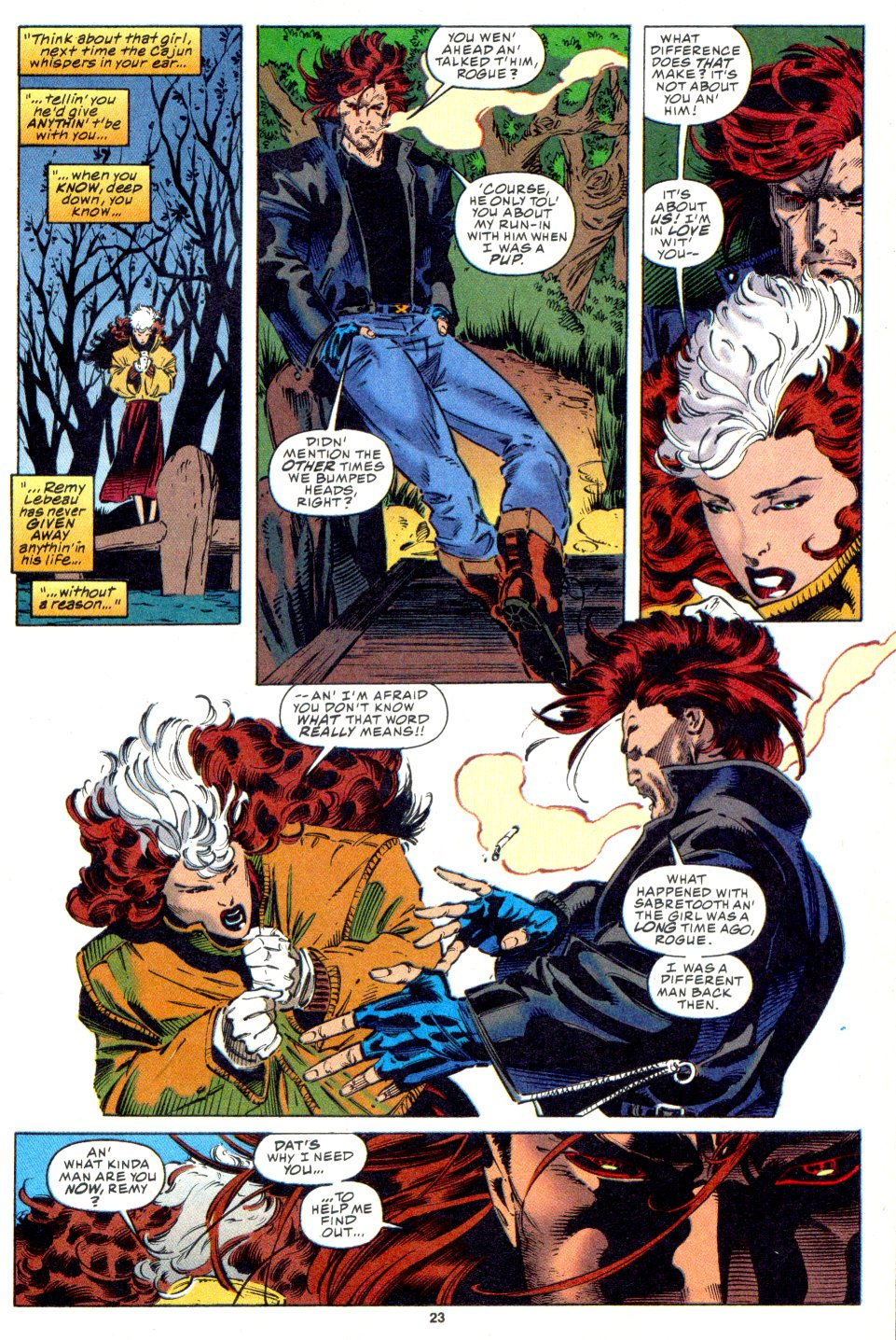 X-Men (1991) 33 Page 18
