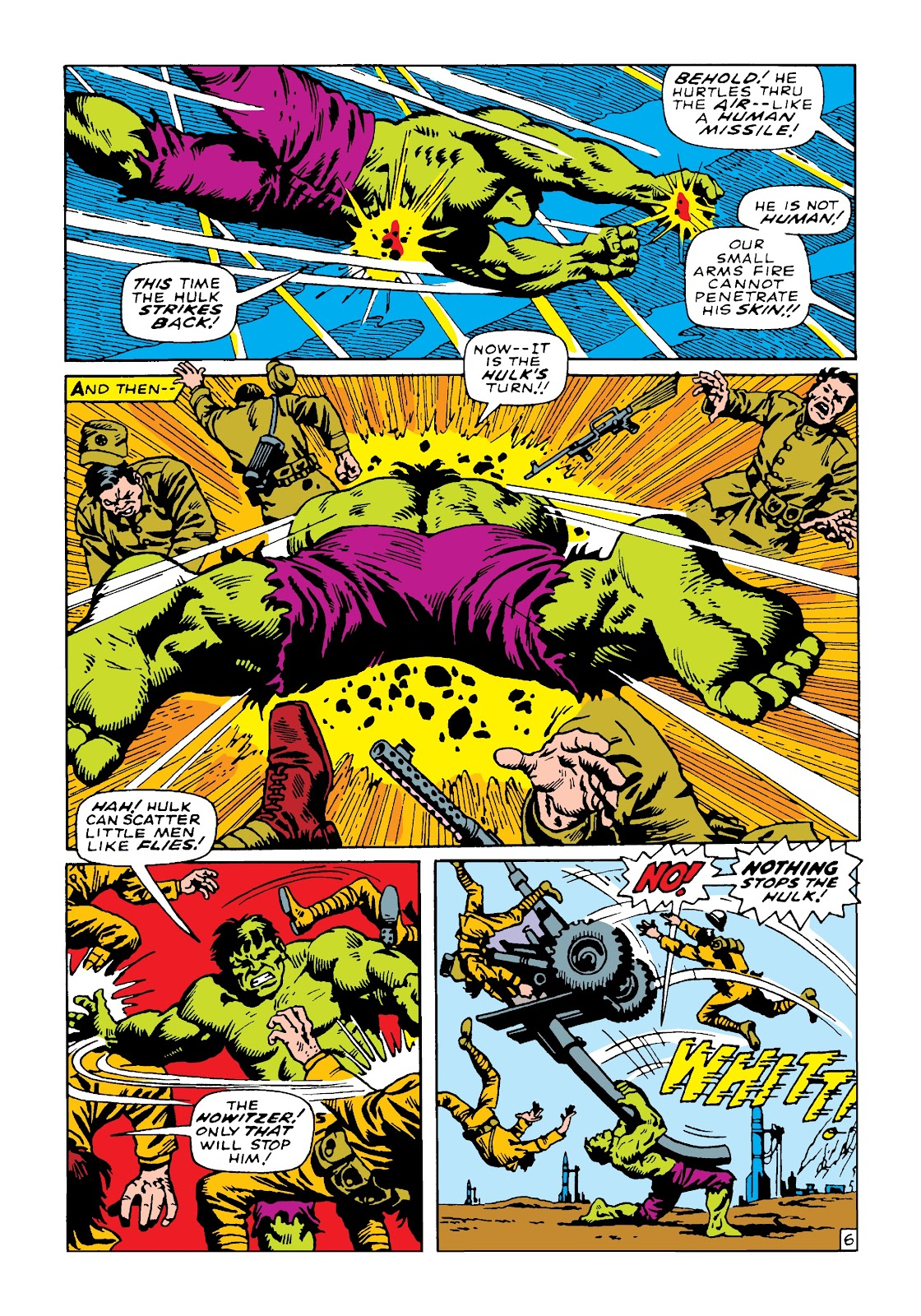 Read online Marvel Masterworks: The Incredible Hulk comic -  Issue # TPB 4 (Part 2) - 92