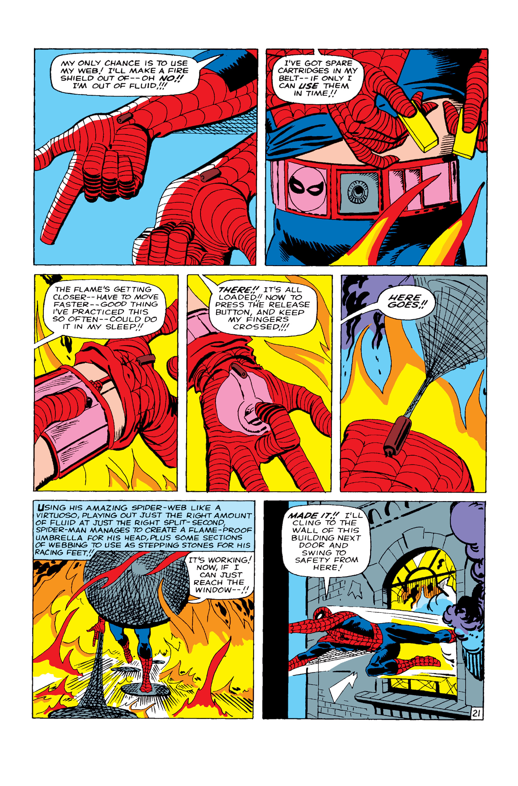 The Amazing Spider-Man (1963) 12 Page 21