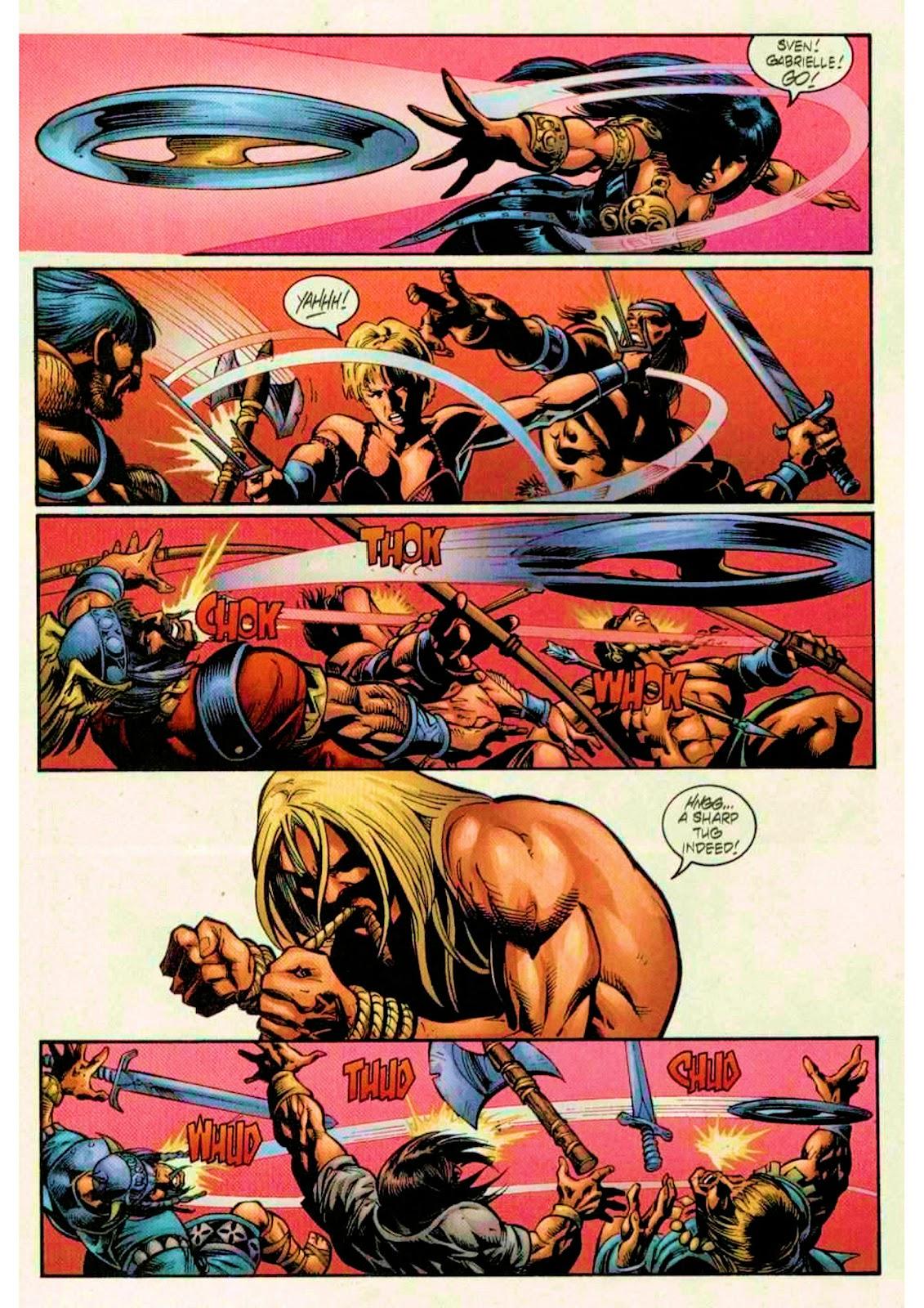 Xena: Warrior Princess (1999) Issue #10 #10 - English 20