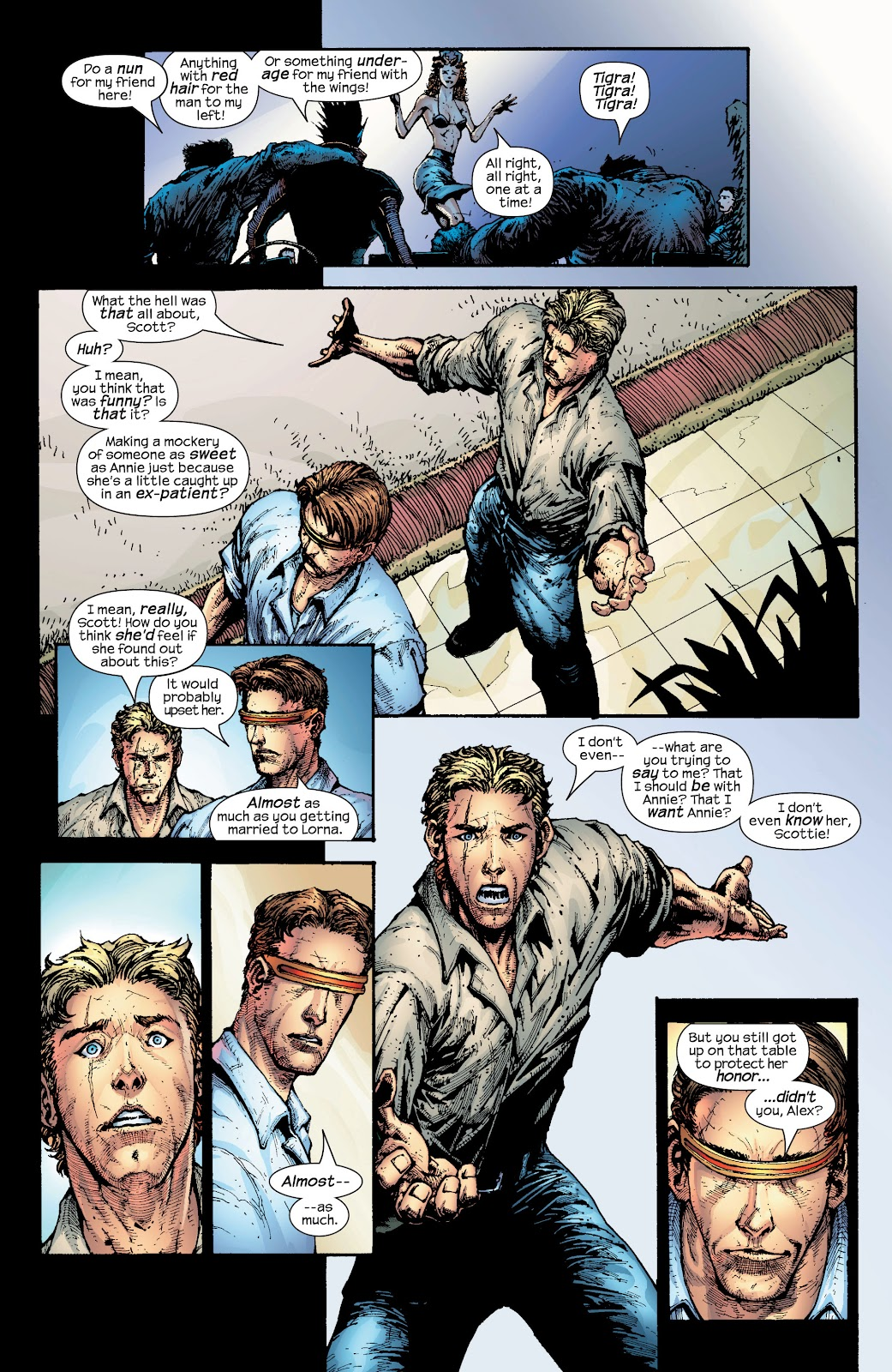 Uncanny X-Men (1963) issue 425 - Page 17