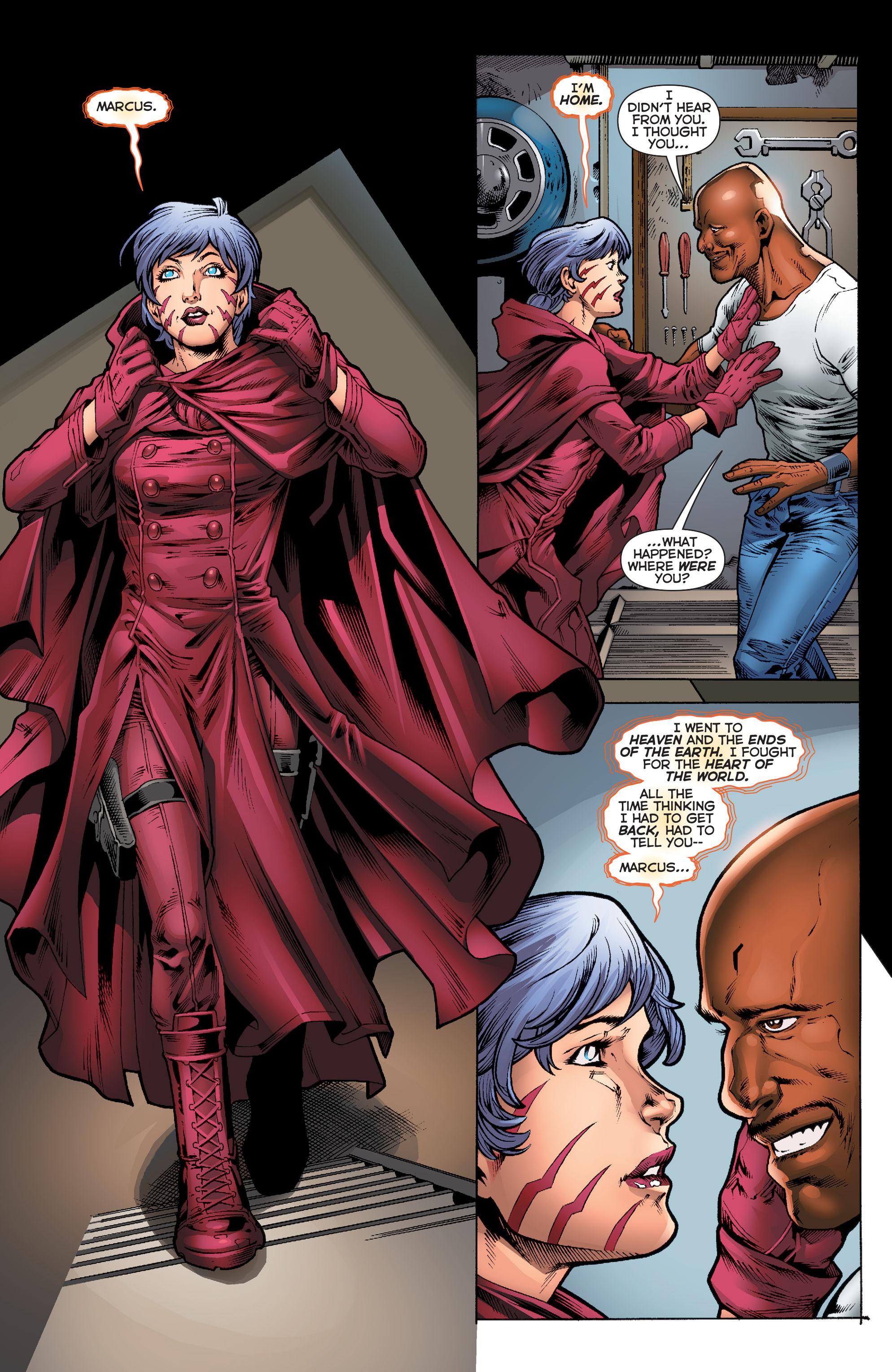 Read online Trinity of Sin: Pandora comic -  Issue #10 - 4