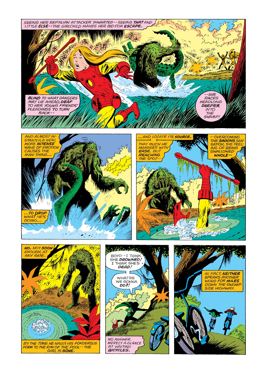 Read online Marvel Masterworks: The Invincible Iron Man comic -  Issue # TPB 11 (Part 2) - 28