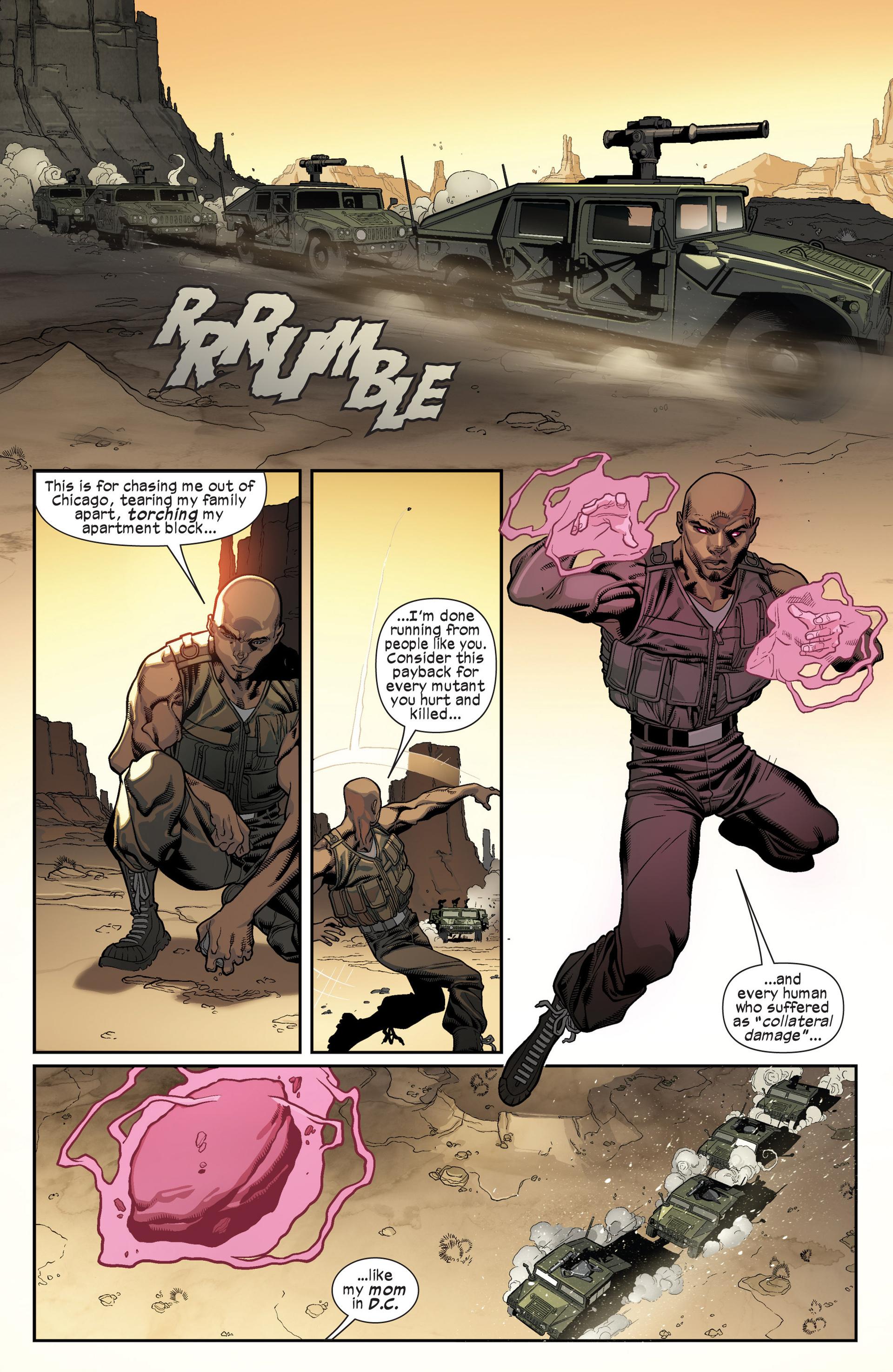 Read online Ultimate Comics X-Men comic -  Issue #17 - 10