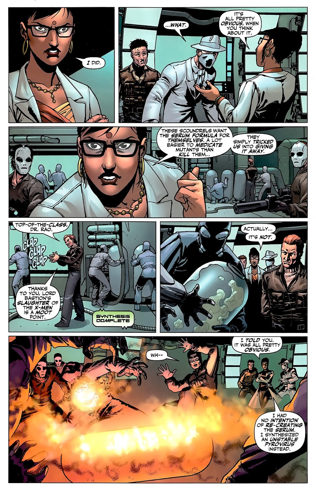 Read online X-Men: Second Coming Revelations comic -  Issue # TPB (Part 1) - 65