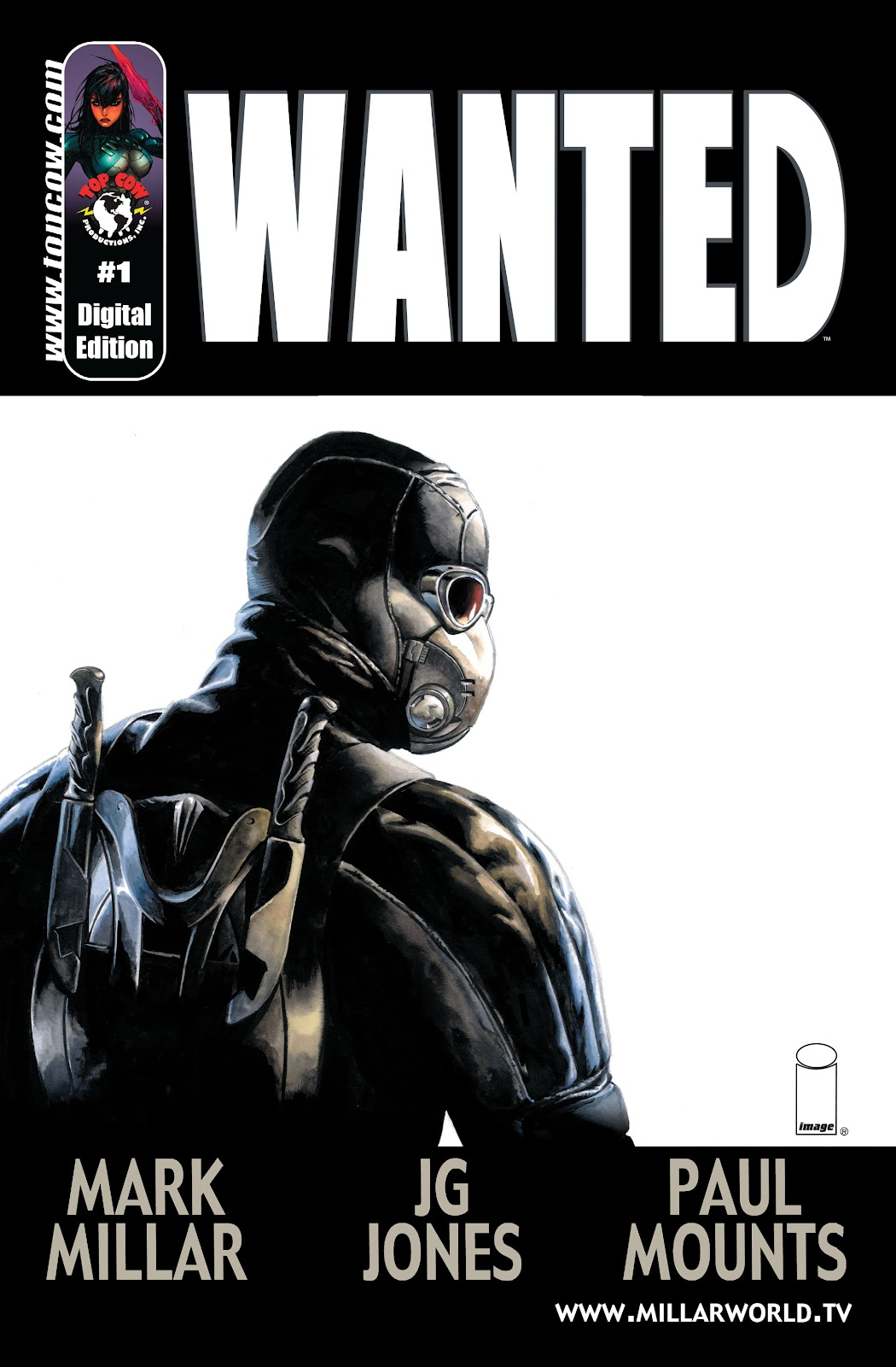 Wanted (2003) issue 1 - Page 1