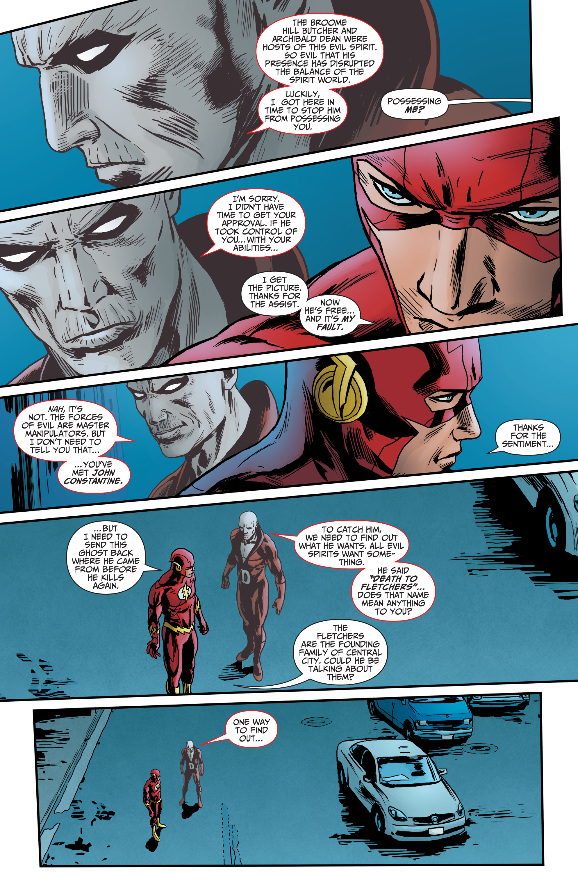 Read online The Flash (2011) comic -  Issue # _TPB 5 - 93