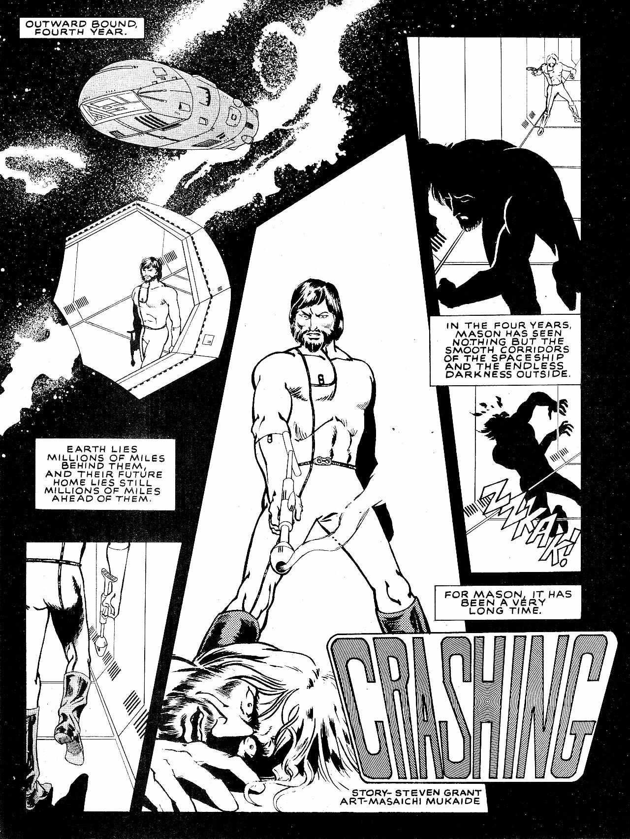 Read online Star*Reach comic -  Issue #18 - 23
