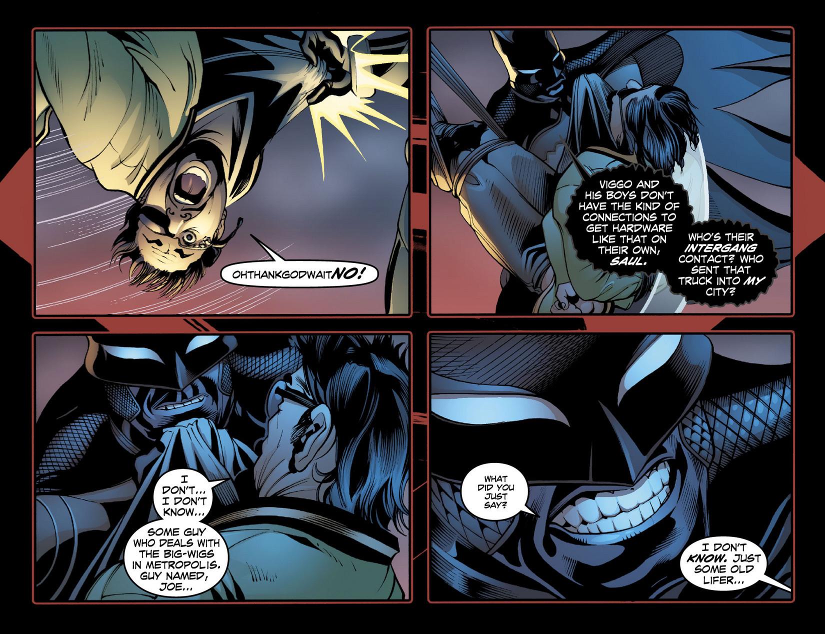 Read online Smallville: Season 11 comic -  Issue #13 - 20