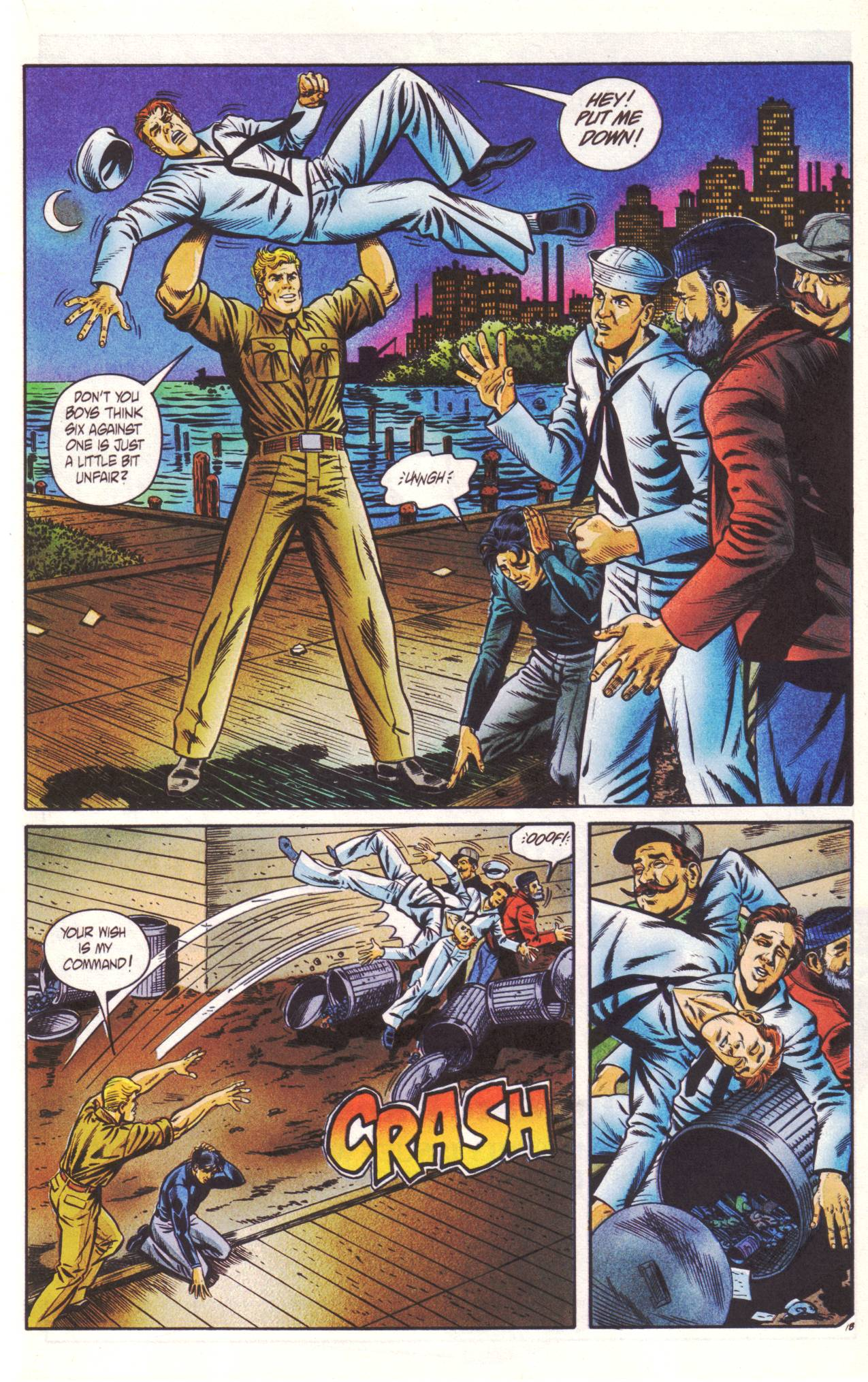 Read online Sting of The Green Hornet comic -  Issue #2 - 19