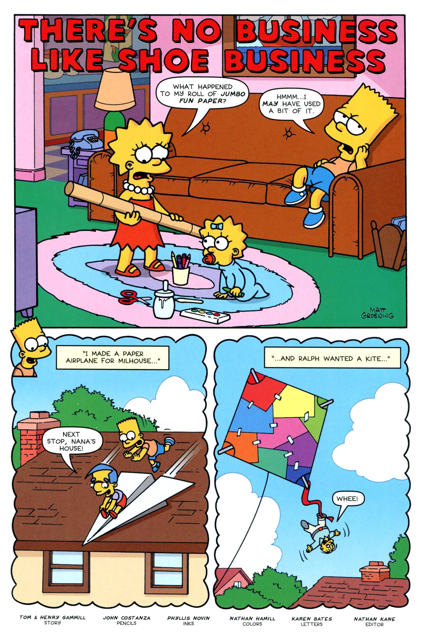 Read online Simpsons Comics Presents Bart Simpson comic -  Issue #75 - 17
