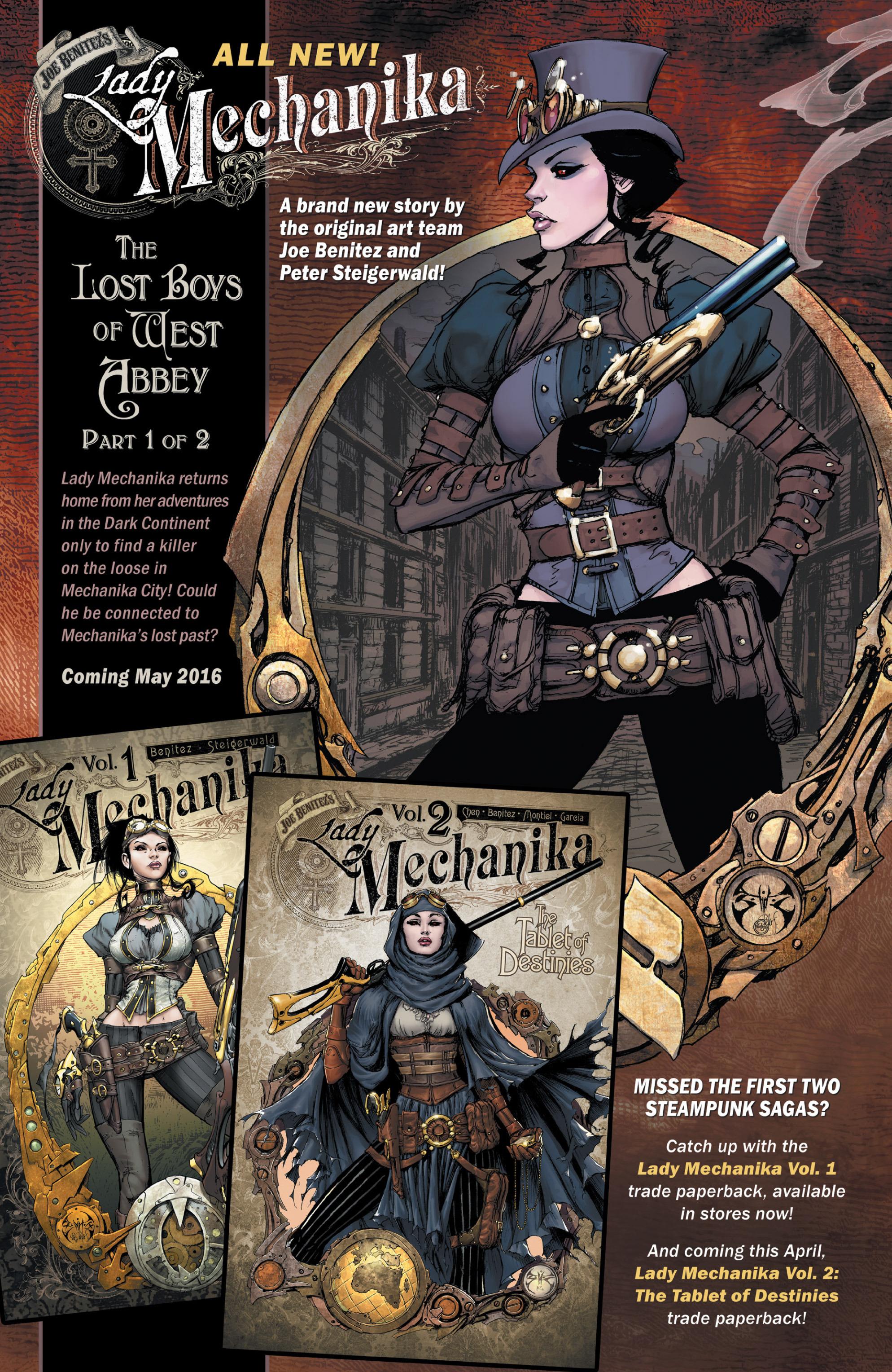Read online Wraithborn Redux comic -  Issue #1 - 30