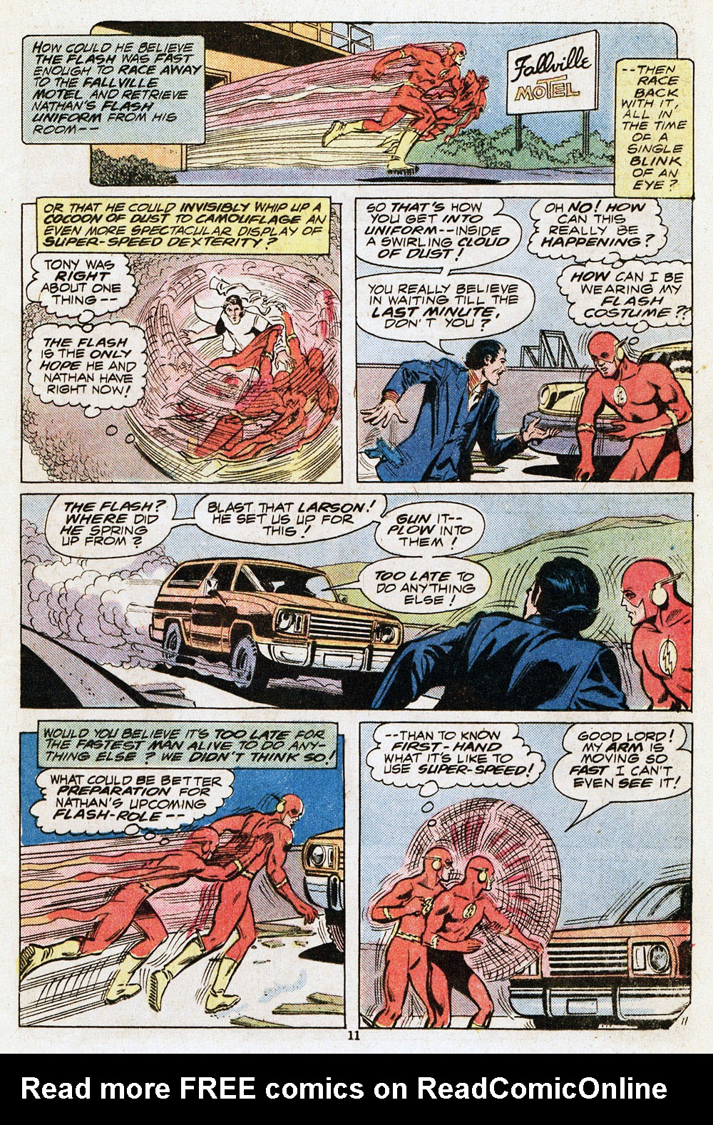 Read online Adventure Comics (1938) comic -  Issue #459 - 13