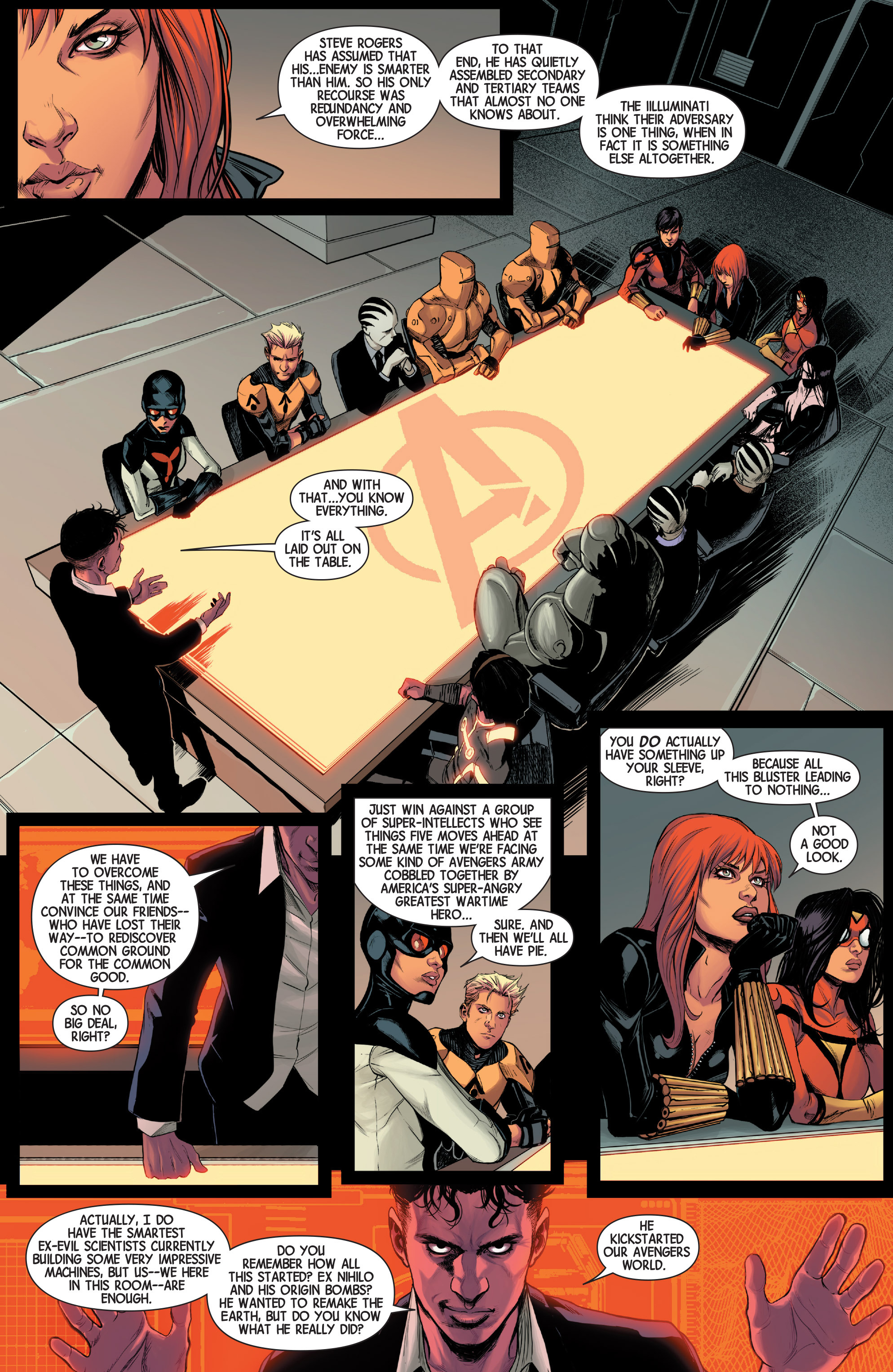 Read online Avengers (2013) comic -  Issue #38 - 19