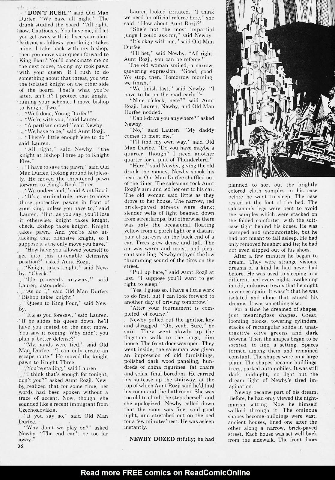 Haunt of Horror issue 1 - Page 36